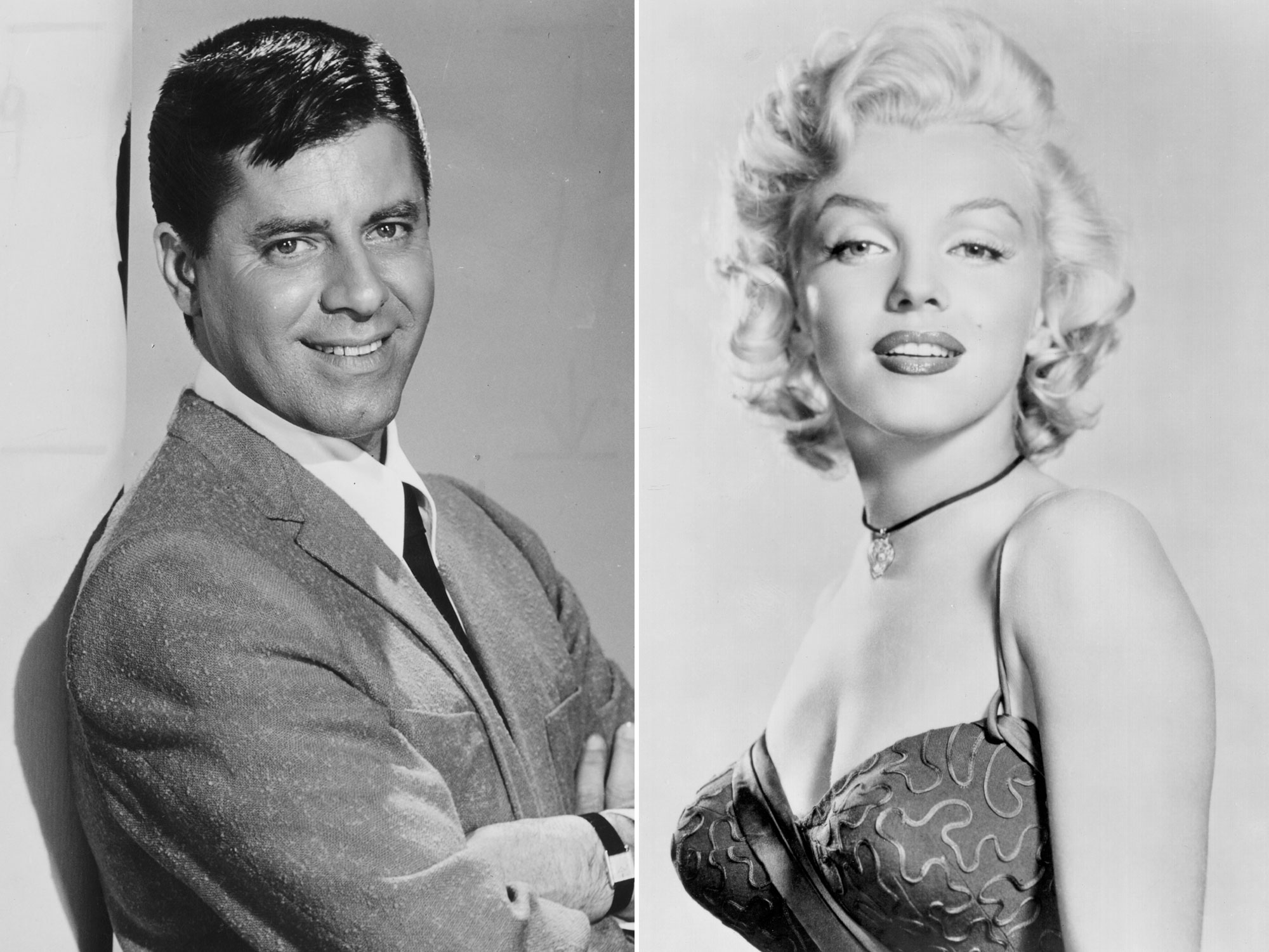 Jerry Lewis on Affair with Marilyn Monroe: 'I Was Crippled for a ...