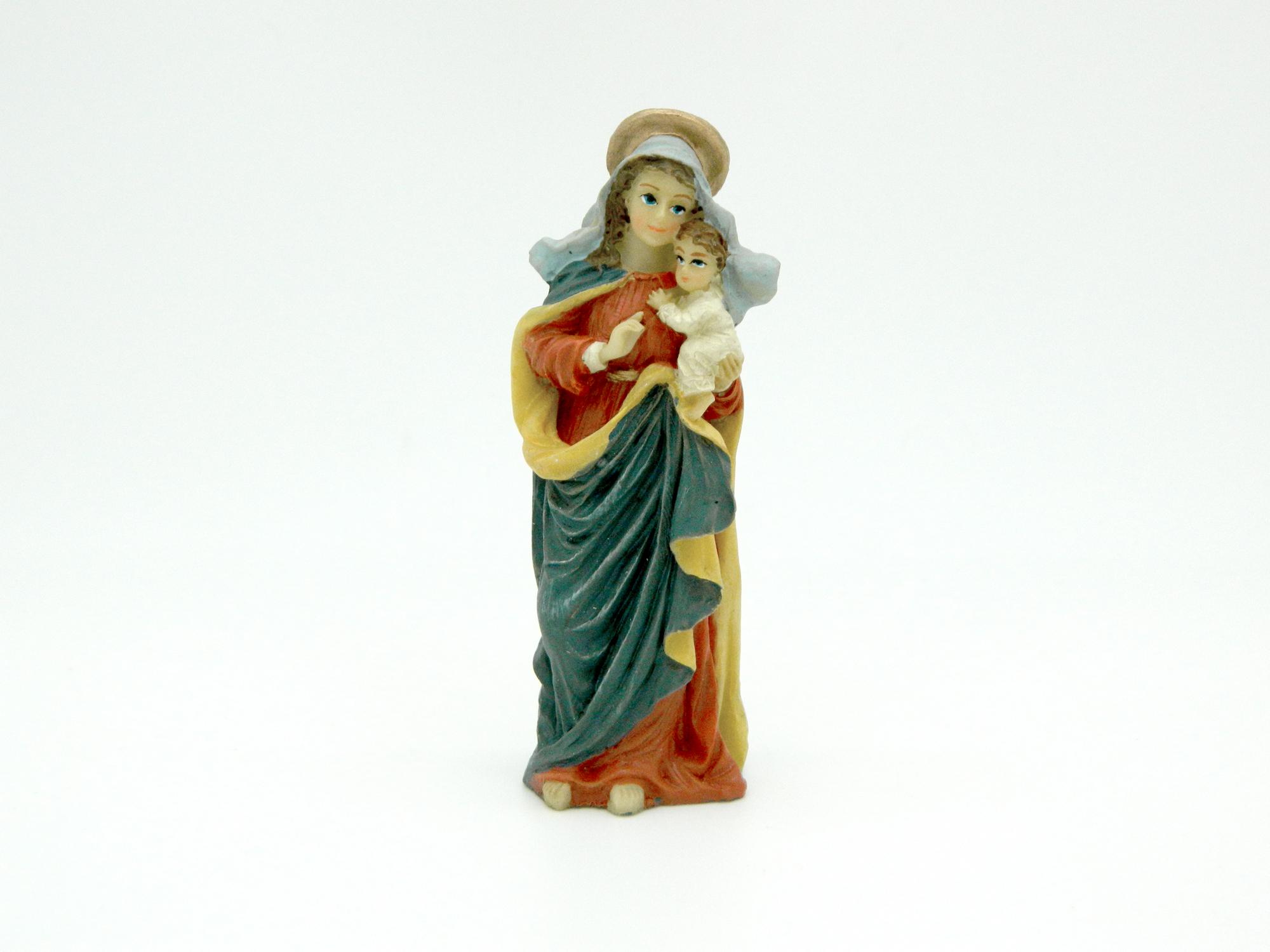 Mary figure photo