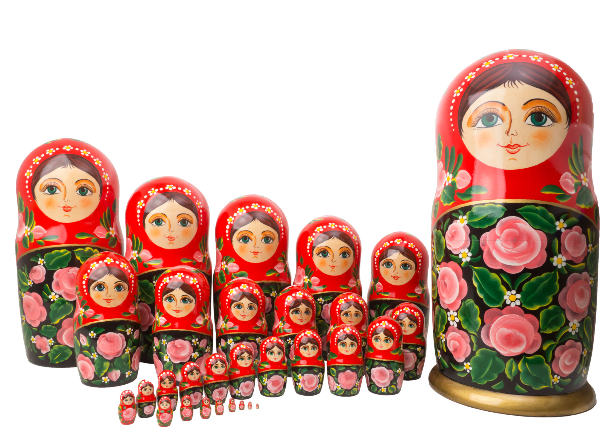 Matrioshka doll photo