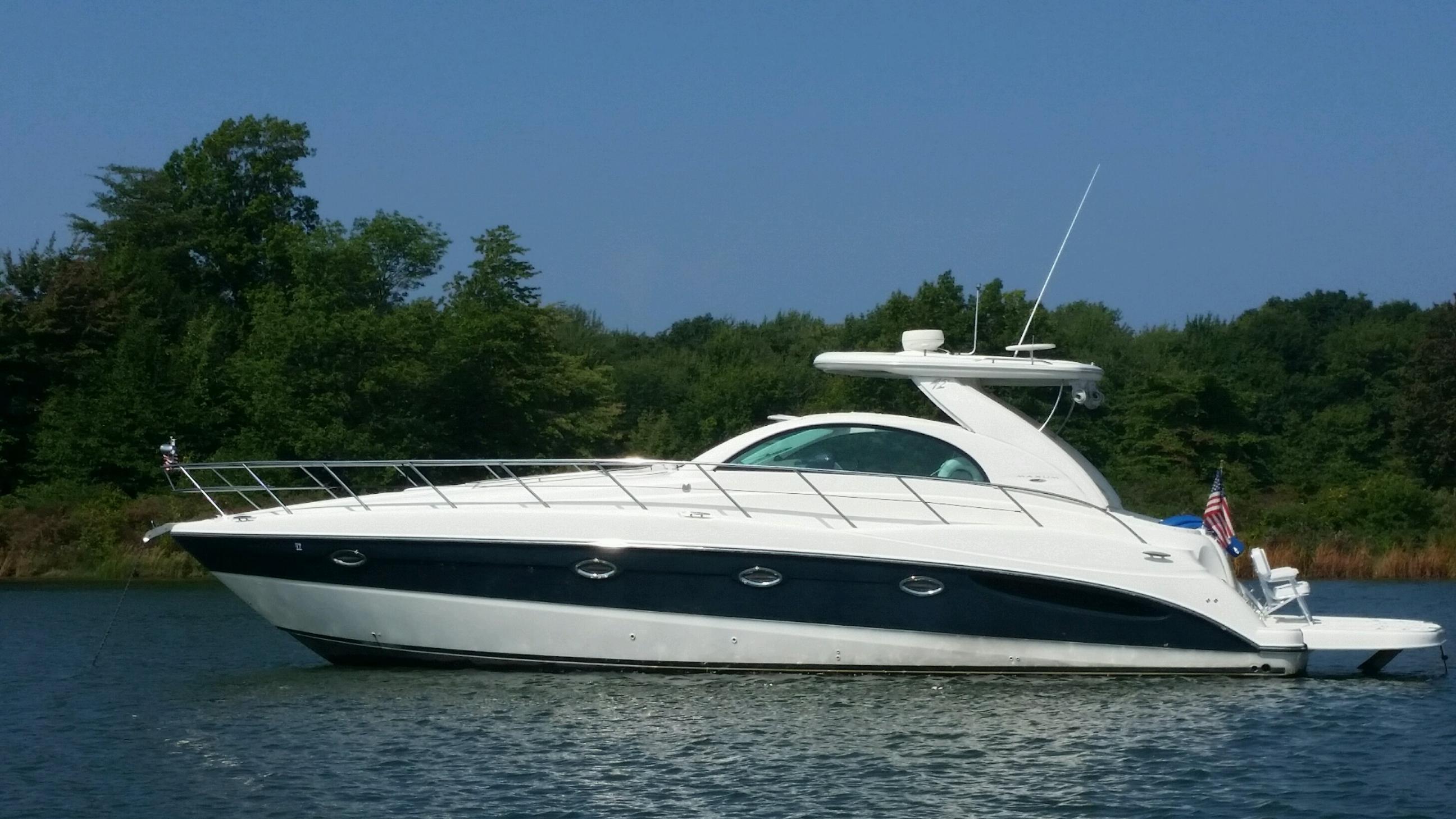 Used 2002 Maxum 42 Scr Hardtop, Erie, Pa - 16509 - BoatTrader.com