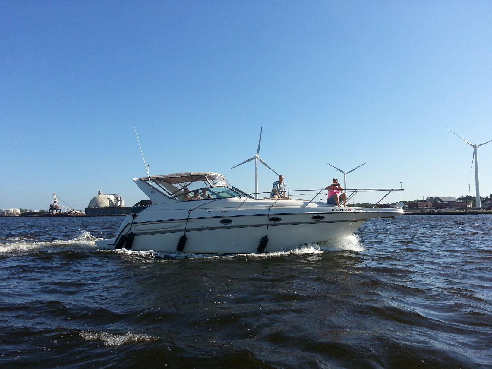 Maxum Boat, Boat, Sailing, Sea, Speed, HQ Photo