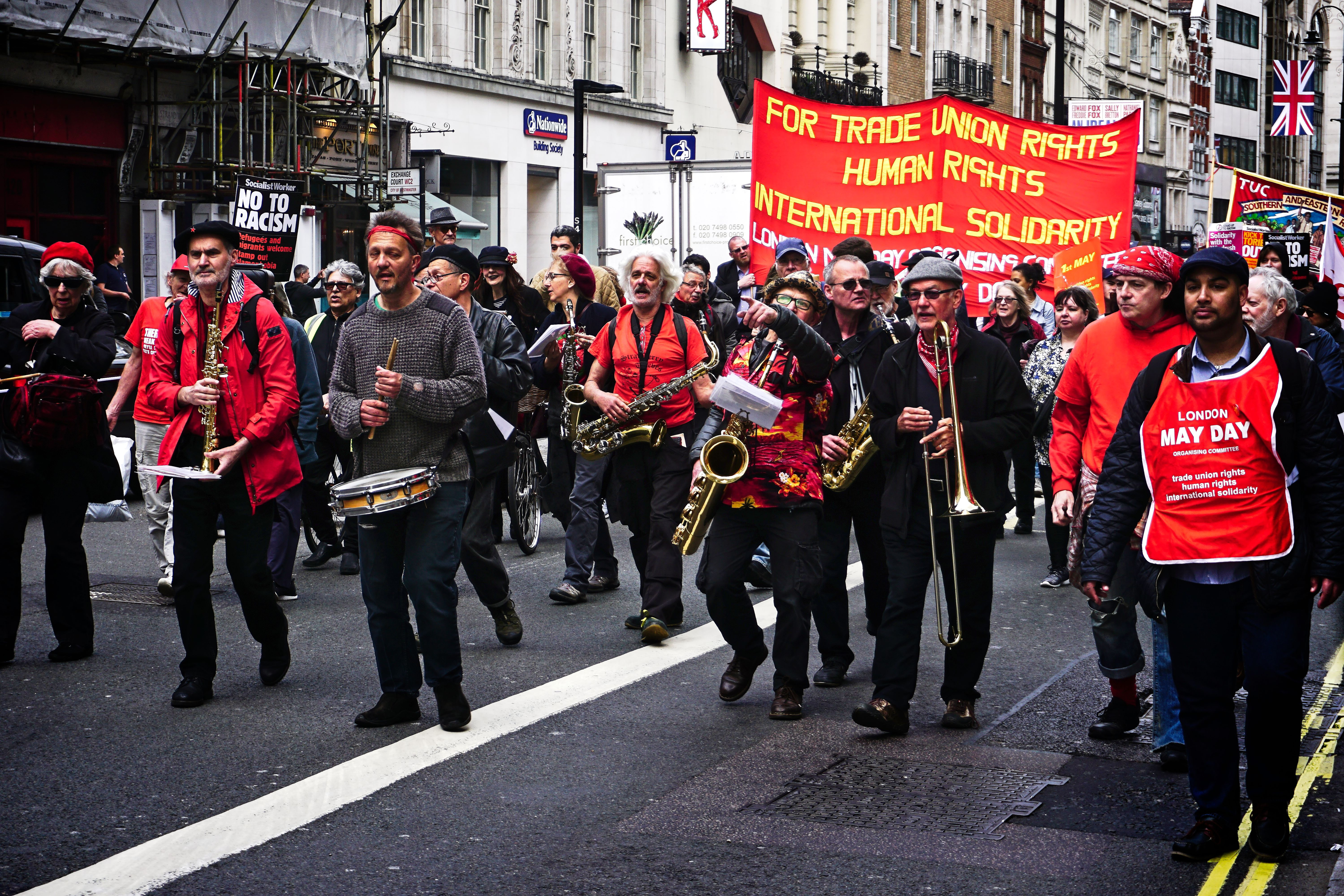 May day rally 2018 - 01 photo