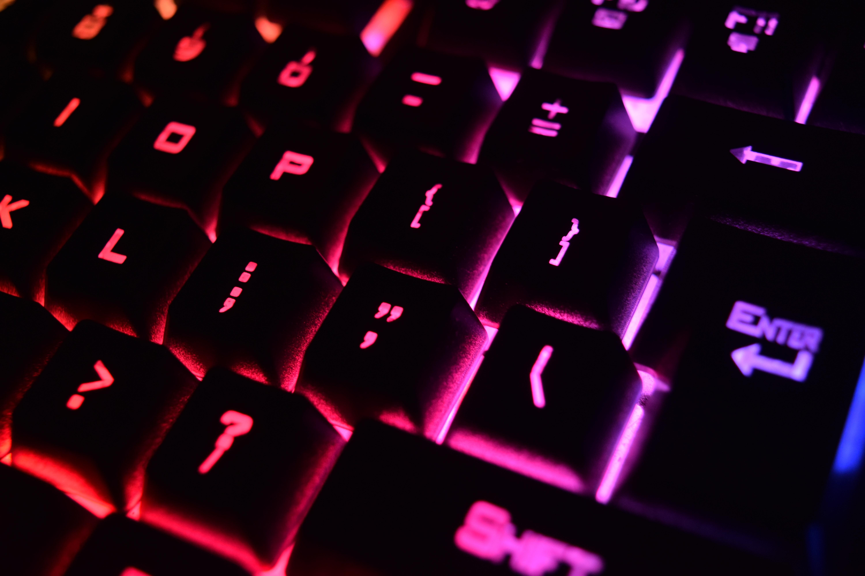 Free Photo Mechanical Computer Keyboard Alphabet Keyboard Symbol Free Download Jooinn