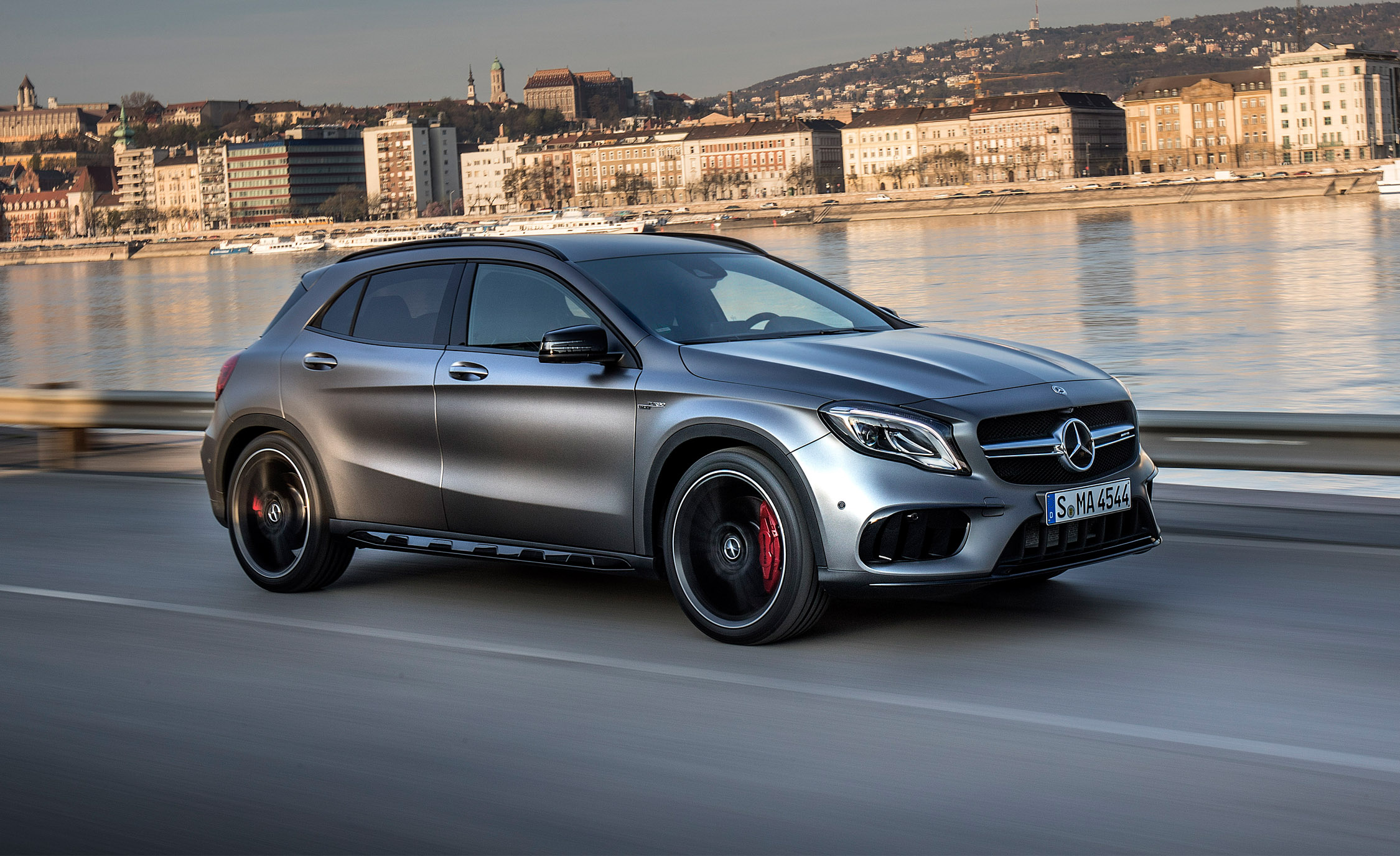 2018 Mercedes-AMG GLA45 4Matic Test | Review | Car and Driver