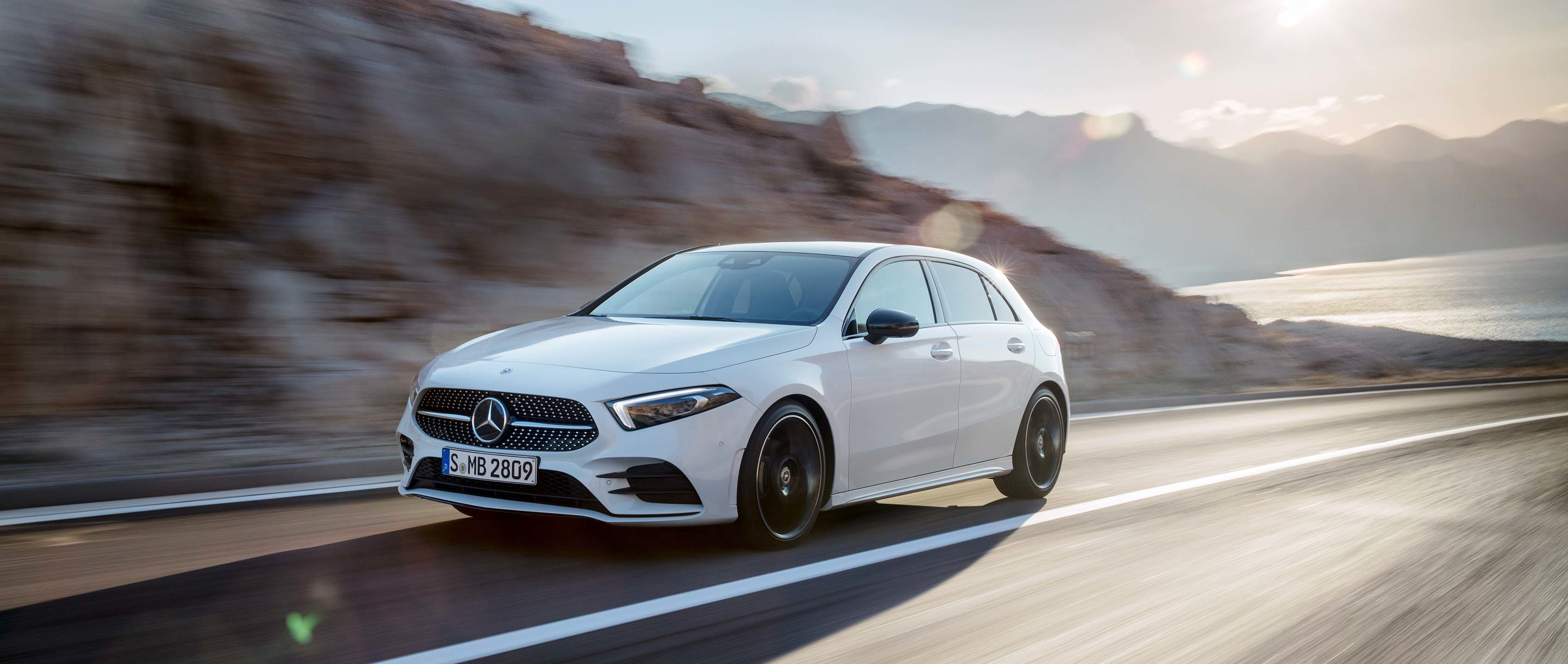 Mercedes-Benz A-Class: Stories, Pictures and Videos about the new A ...