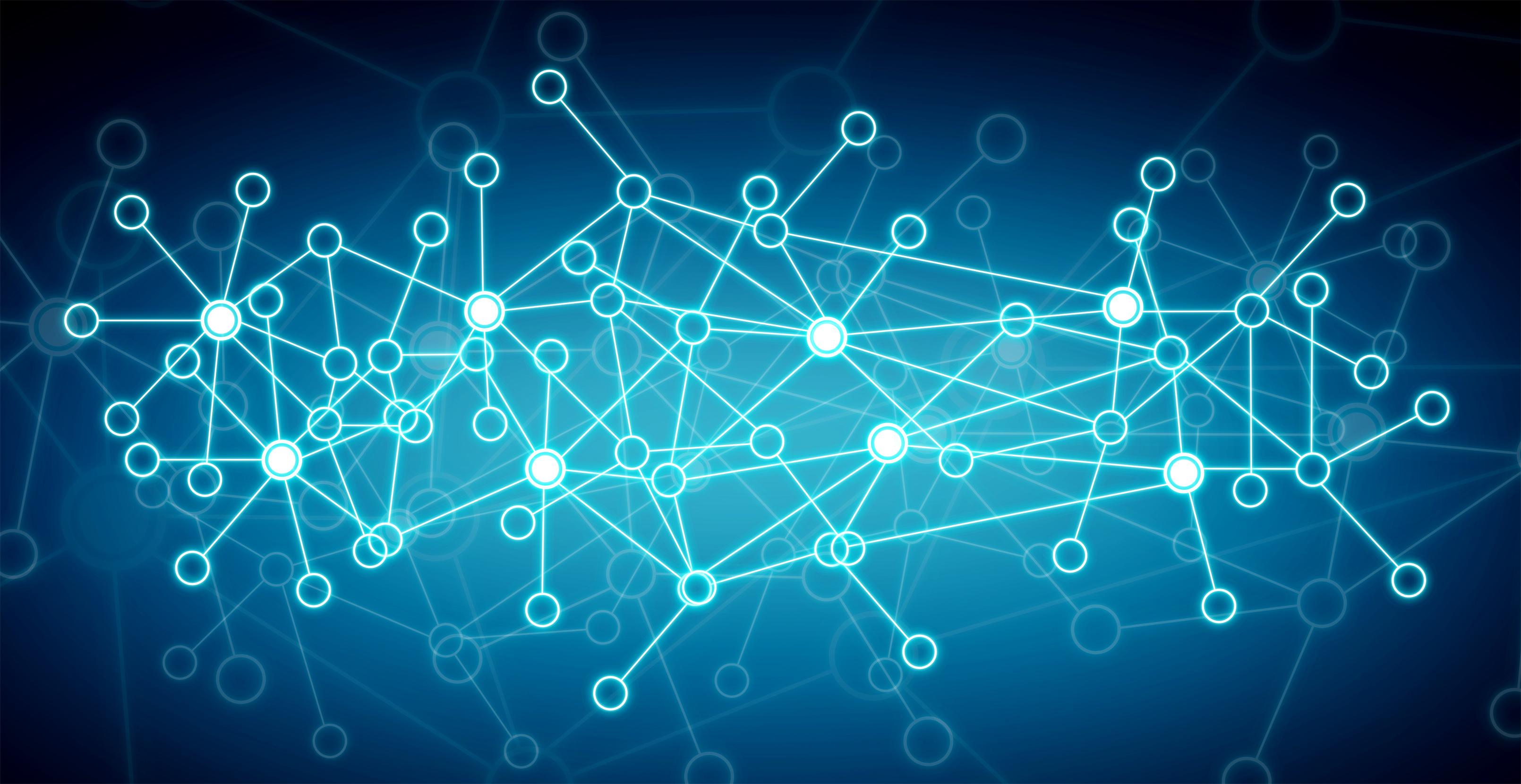 Mesh - A Network of Relations Between Entities, 3d, Media, Net, Nebula, HQ Photo