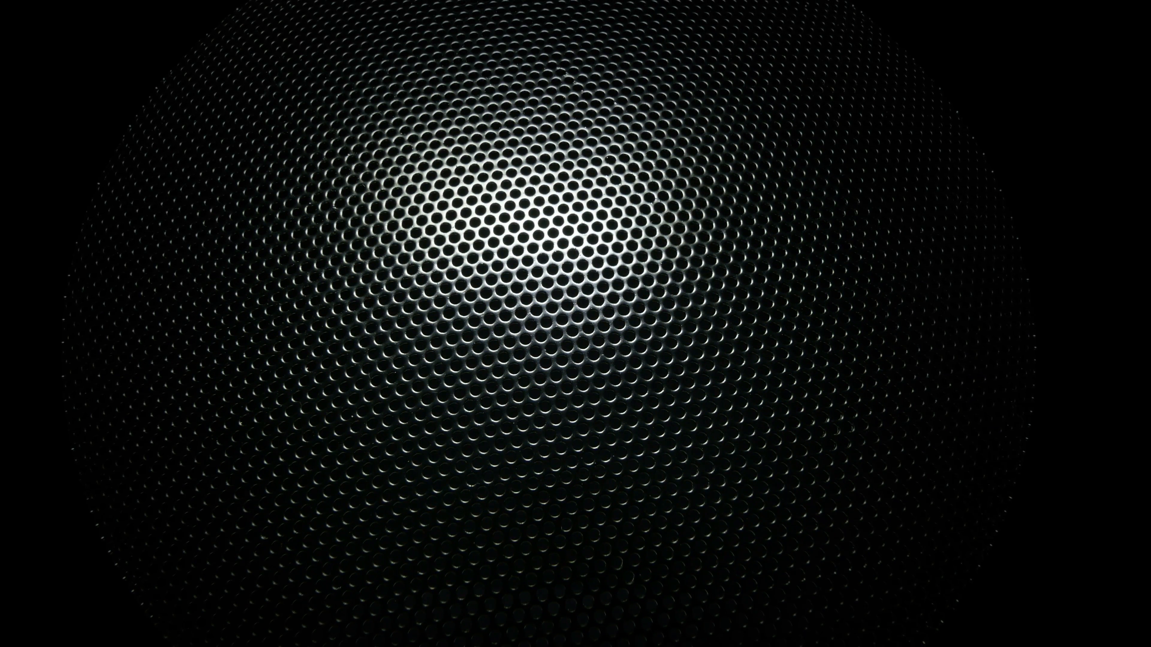Metallic grid motion background. Dark metal background with ...