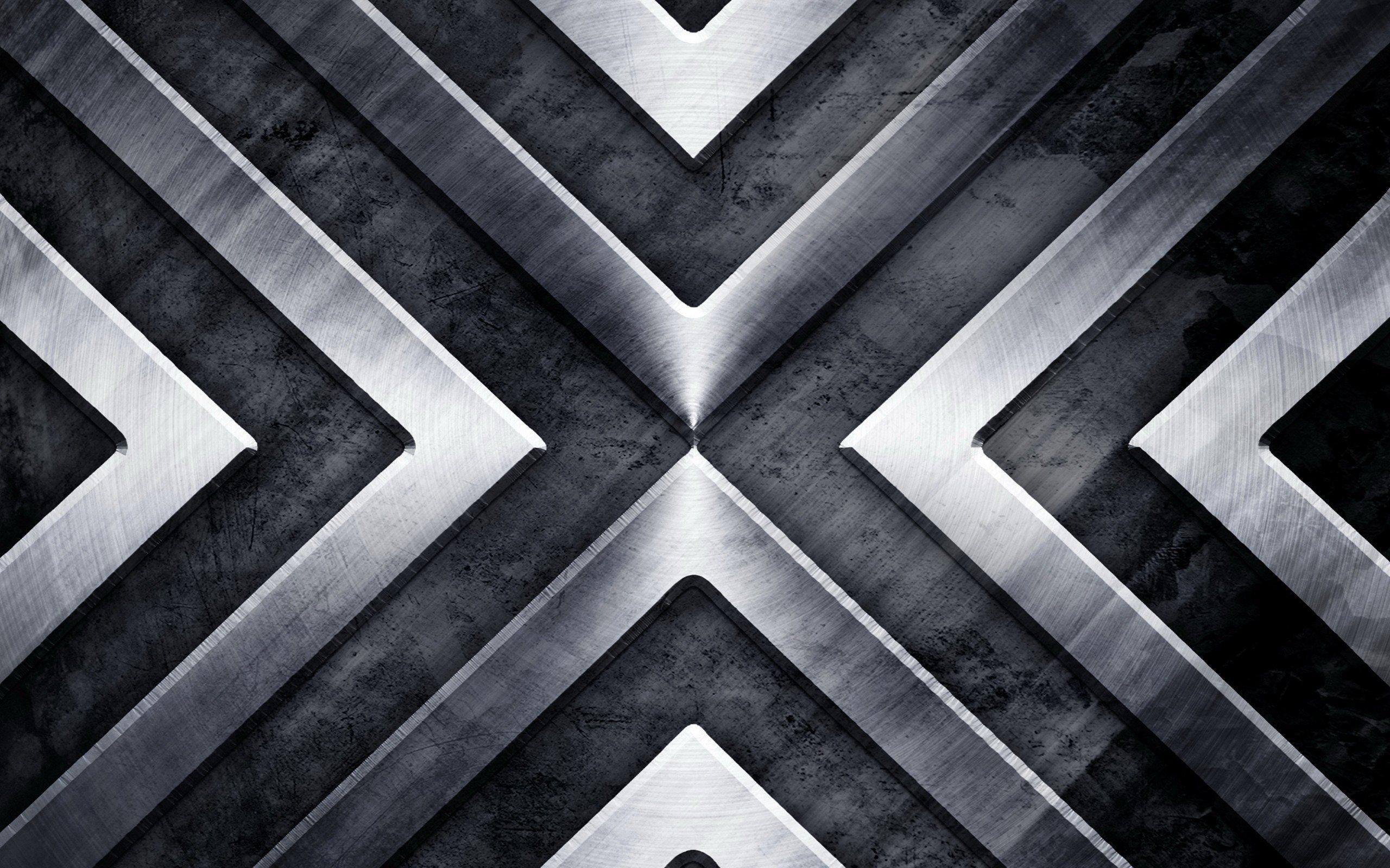 Metallic background photo