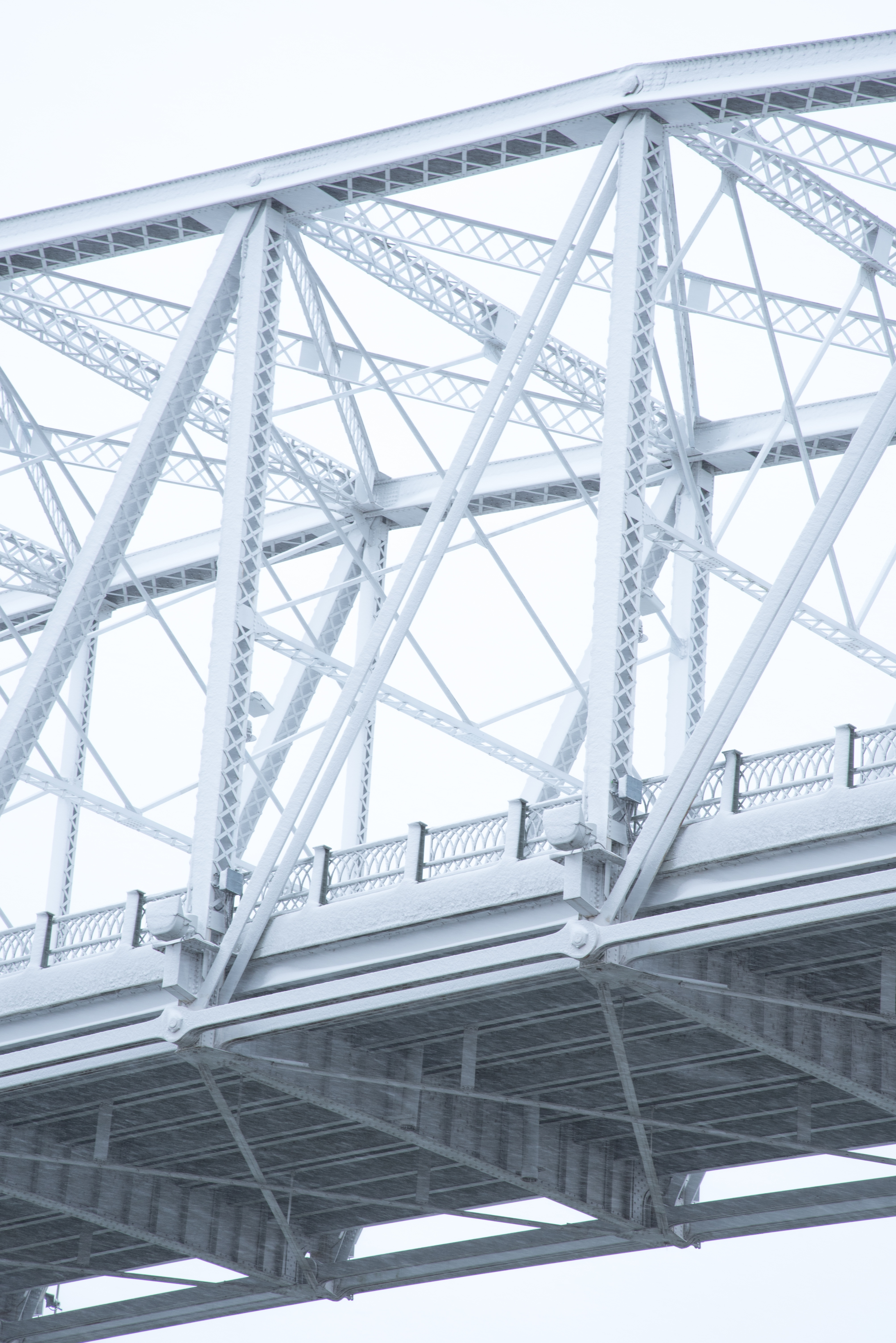 Metallic Bridge, Bridge, City, Construction, Metal, HQ Photo