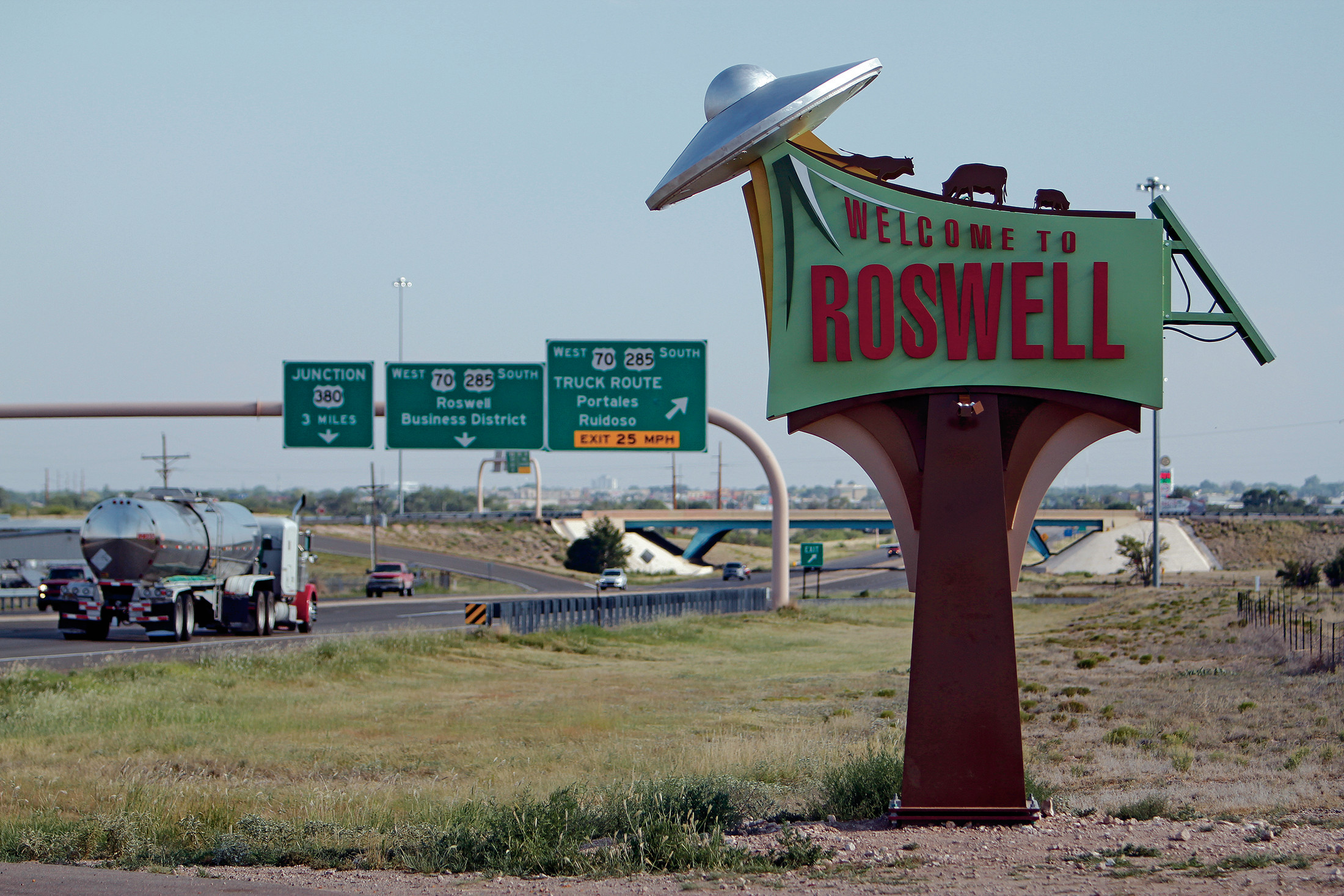Roswell is about believing' | The Taos News