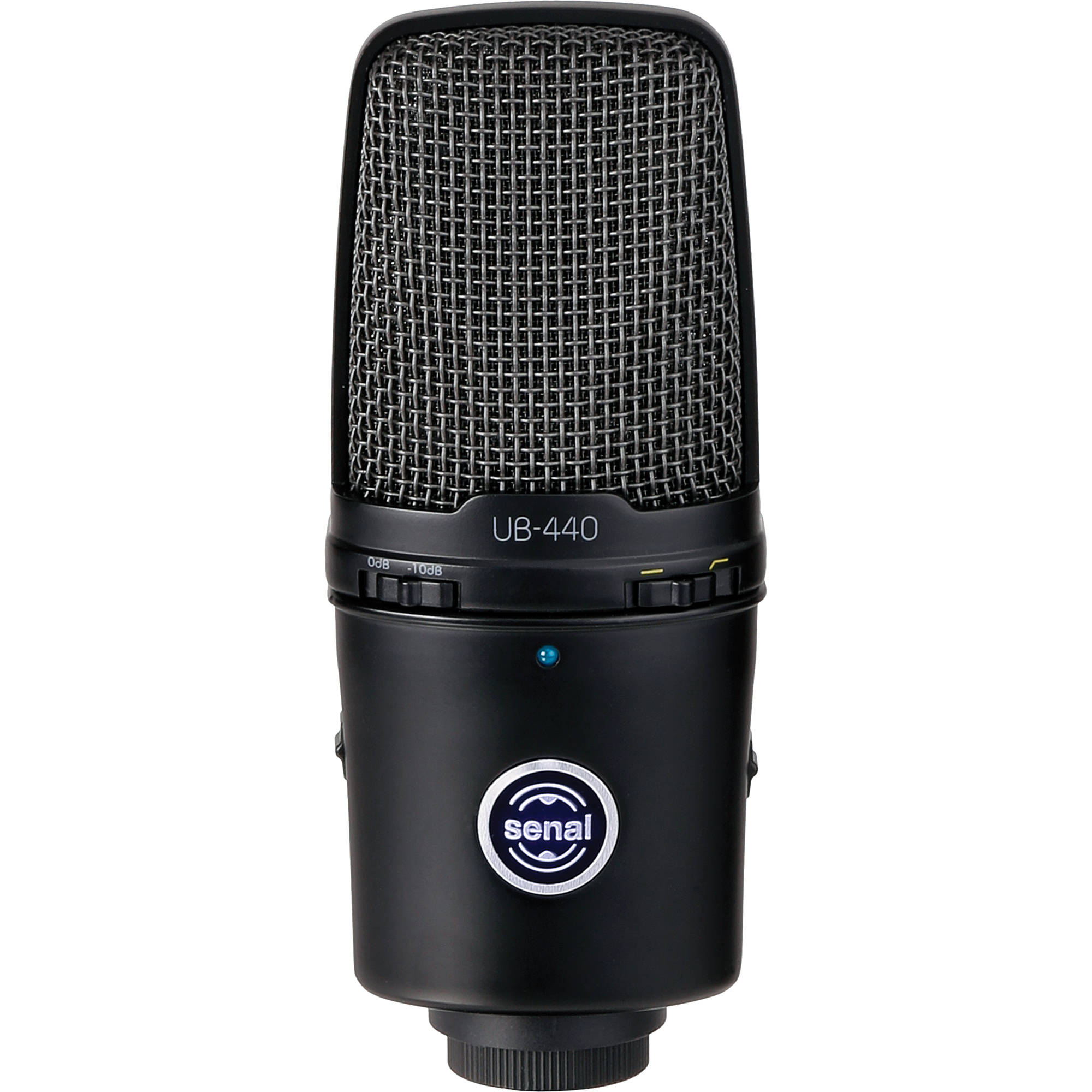 Senal UB-440 Professional USB Microphone UB-440 B&H Photo Video