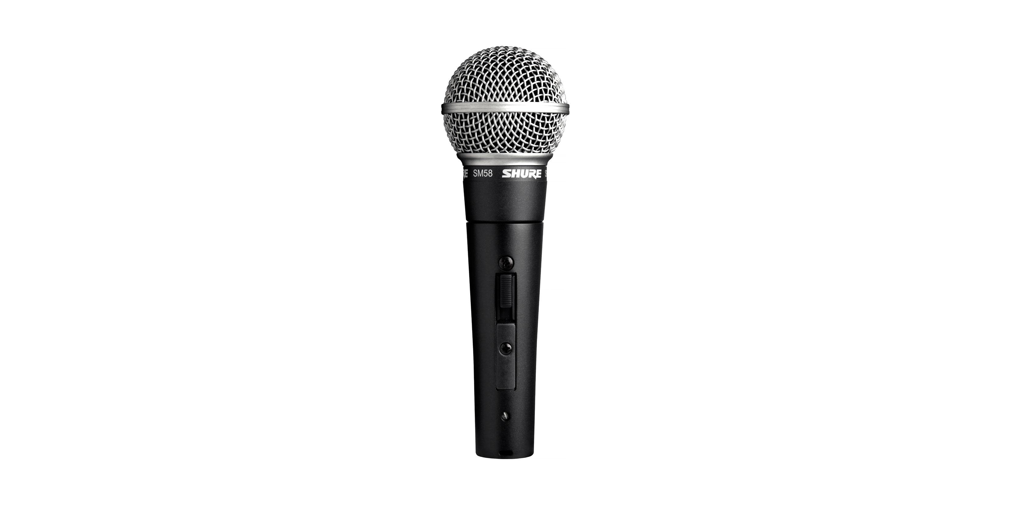 SM58 Vocal Microphone   Shure Americas