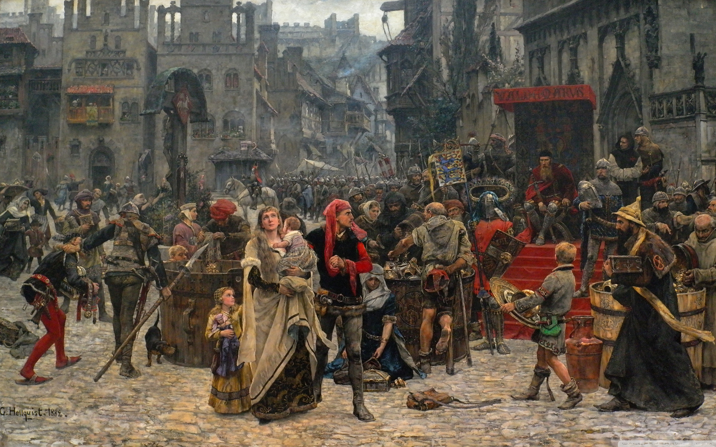 Middle ages photo