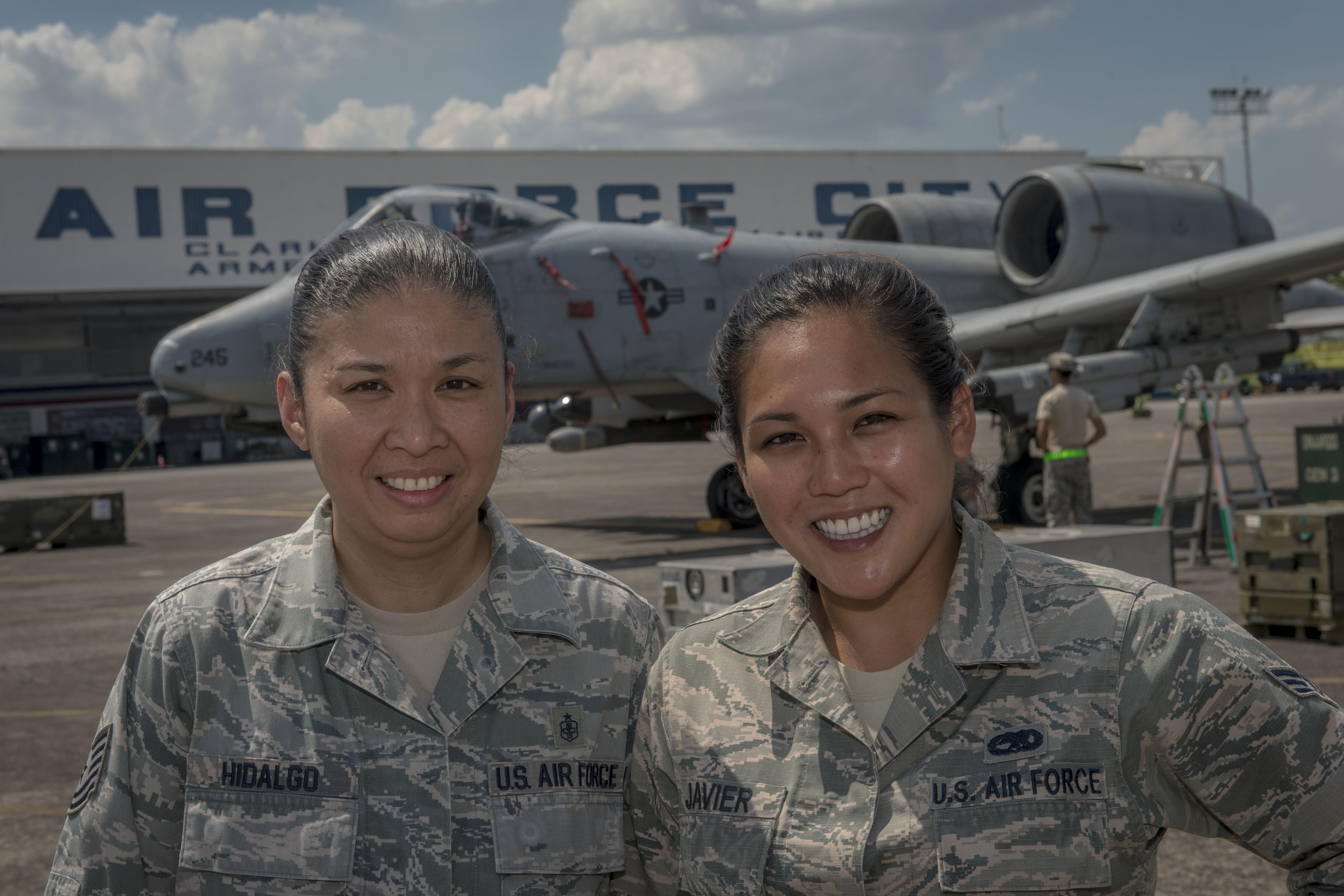 Face of Defense: Filipino-American Airmen Enjoy Duty in the ...