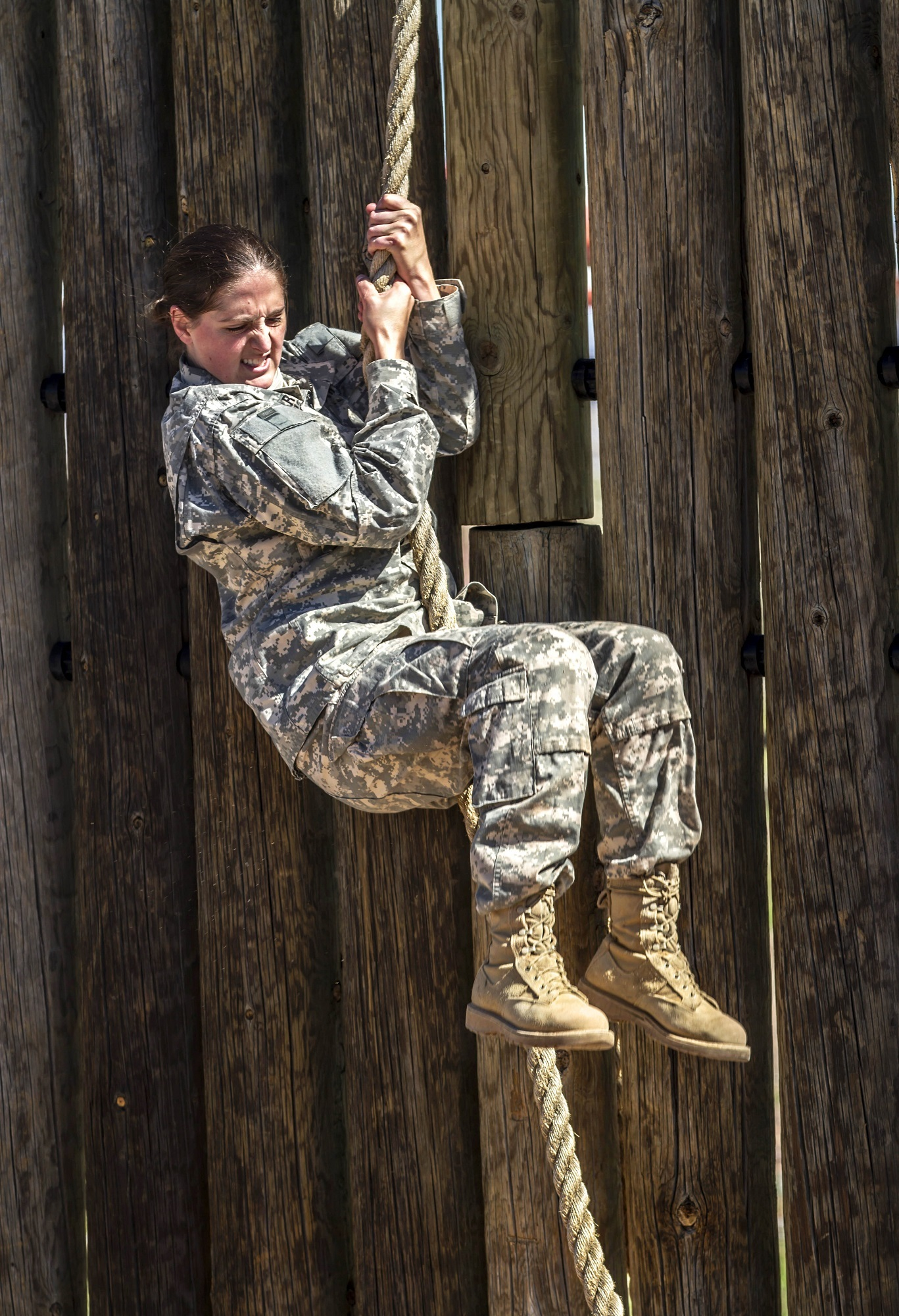 Military exercise photo