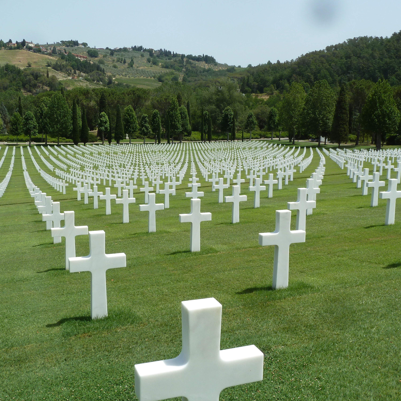 In Florence: The American Military Cemetery | EyeItalia