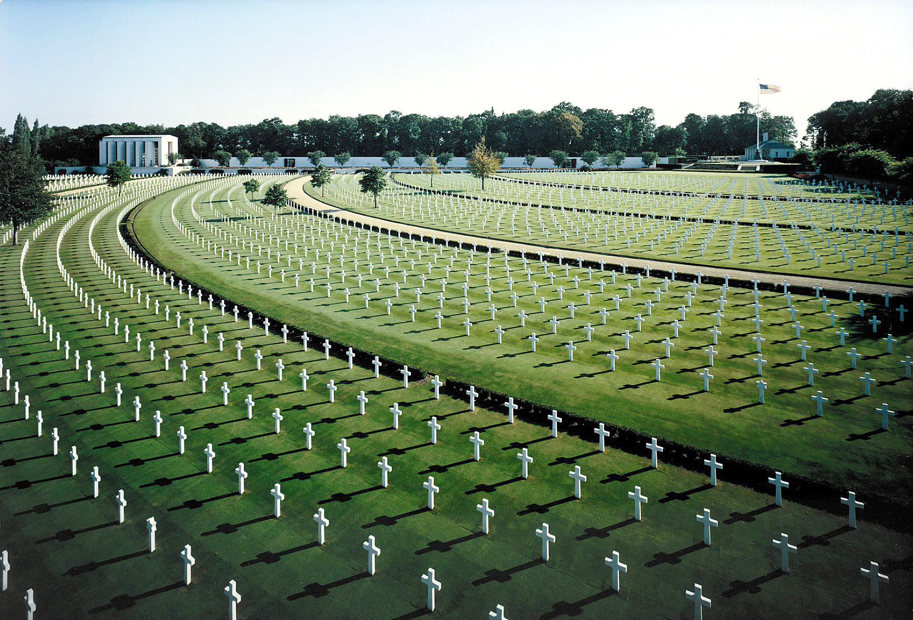 Commission maintains U.S. military cemeteries overseas > U.S. Air ...