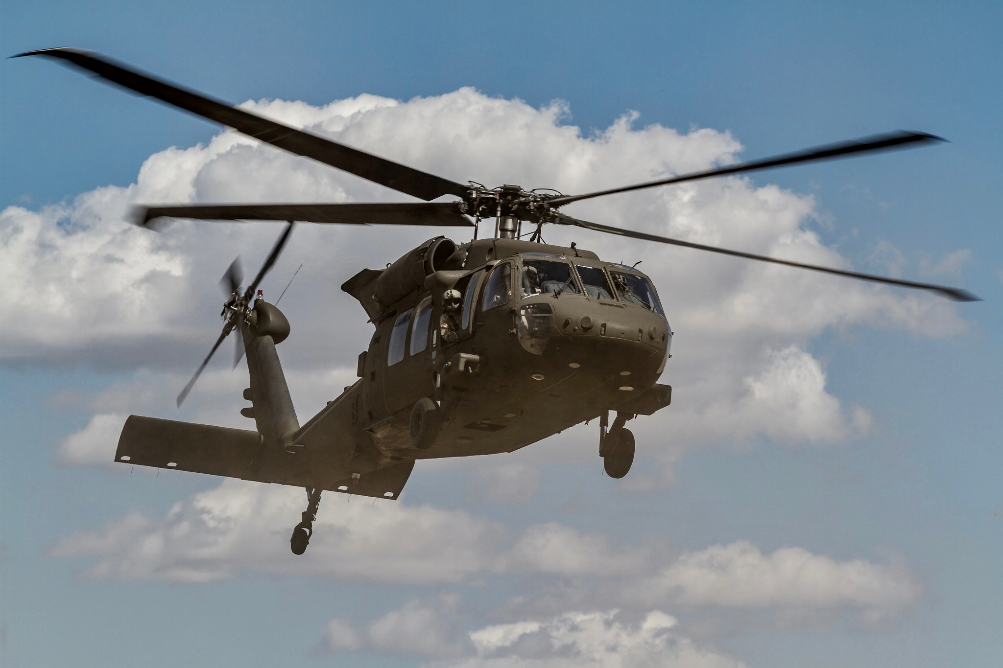 Army Confirms Black Hawk, Drone Collided Over New York City ...