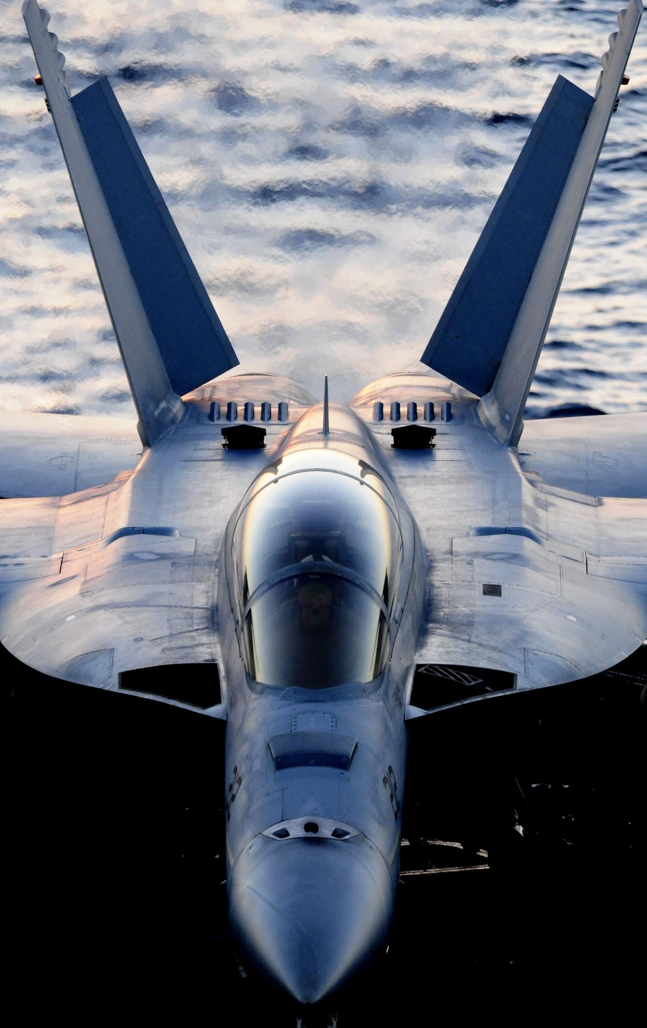 Military jet photo