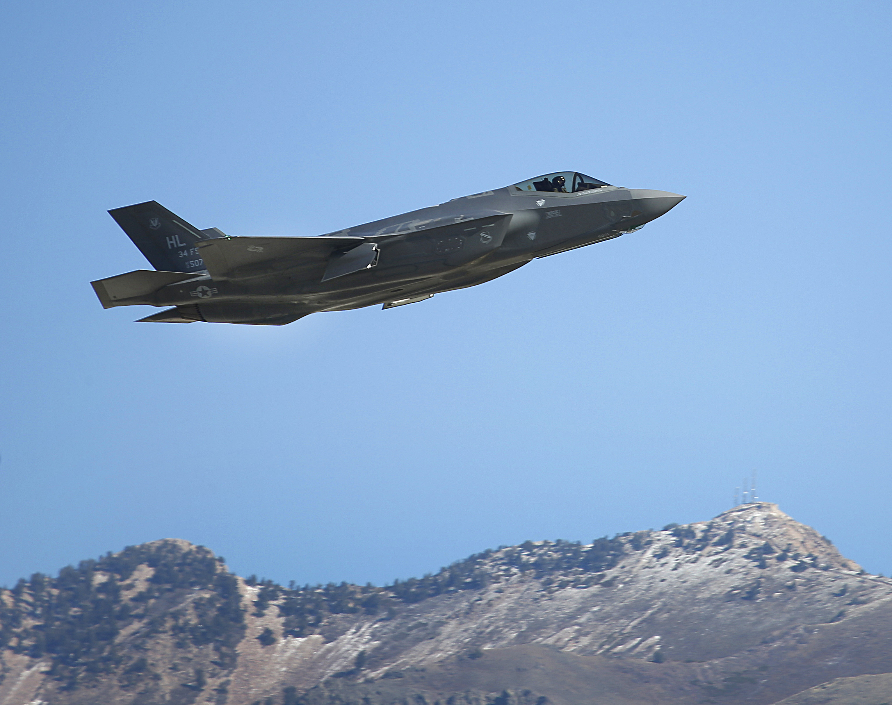Donald Trump: Latest Order For F-35 Jets Is Cheaper | Fortune