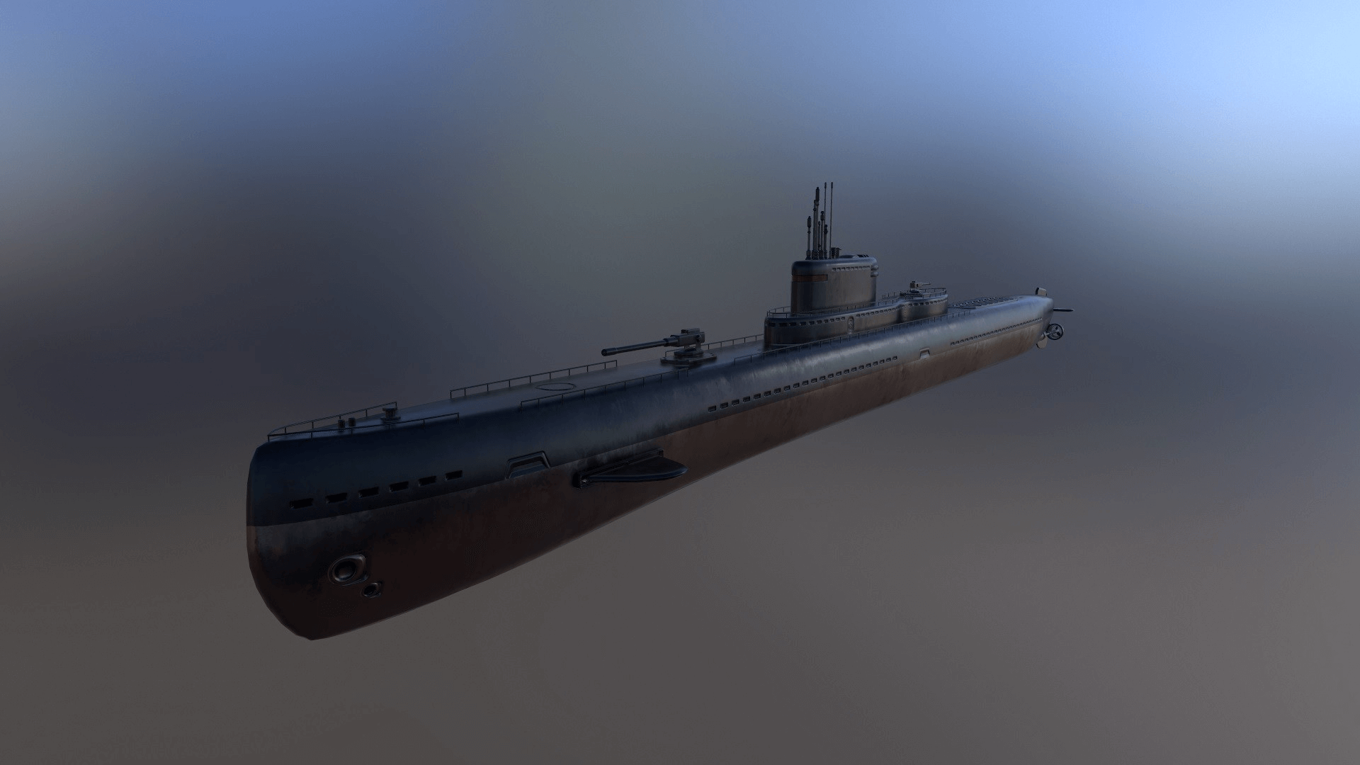 Military Ships Pack by Ruslan Nazirov in Props - UE4 Marketplace