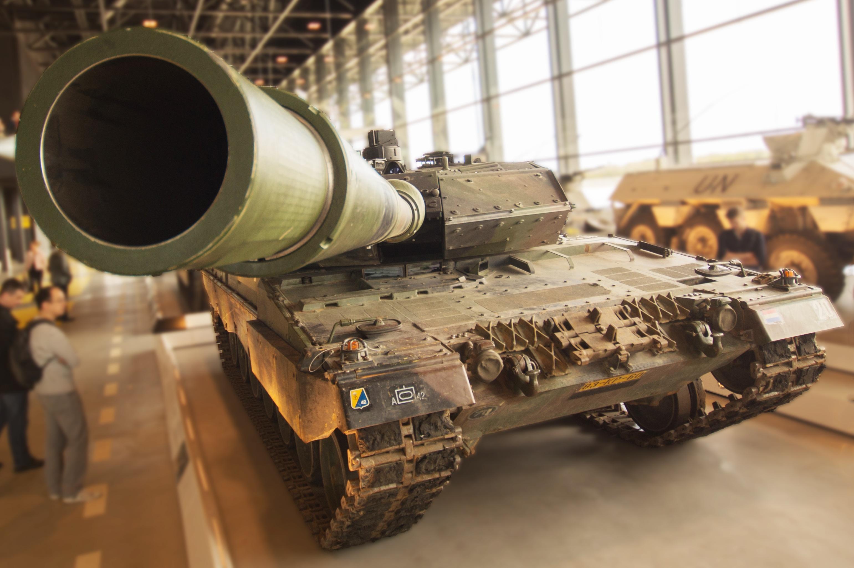 Military tank photo