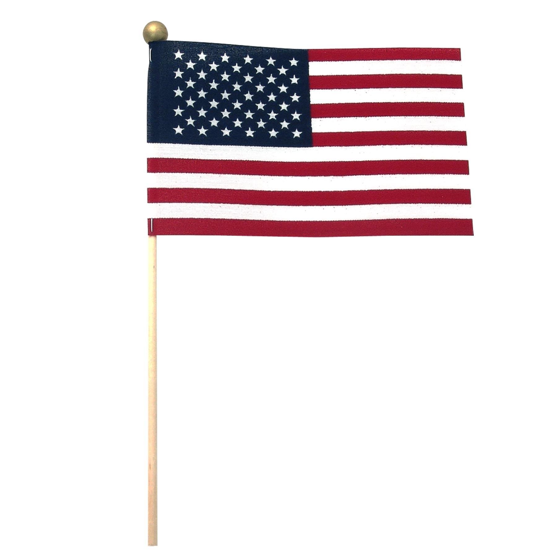 Mini american flag photo