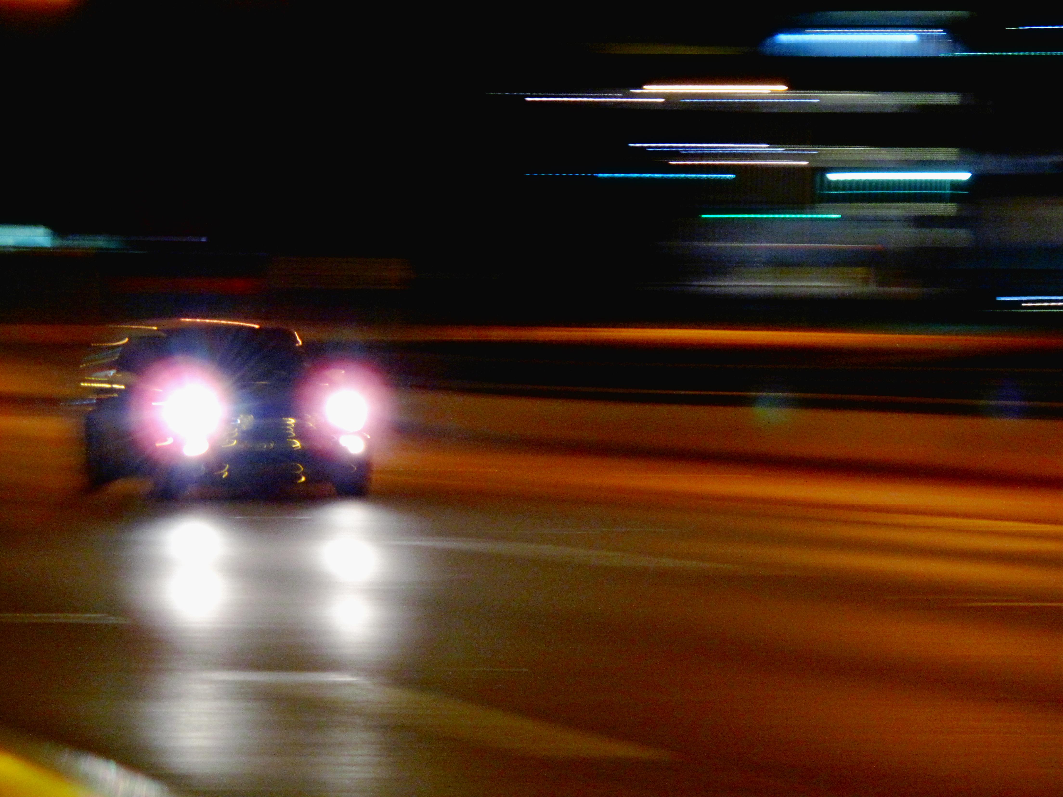 Mini Cooper Action, Action, Blur, Cooper, Driving, HQ Photo