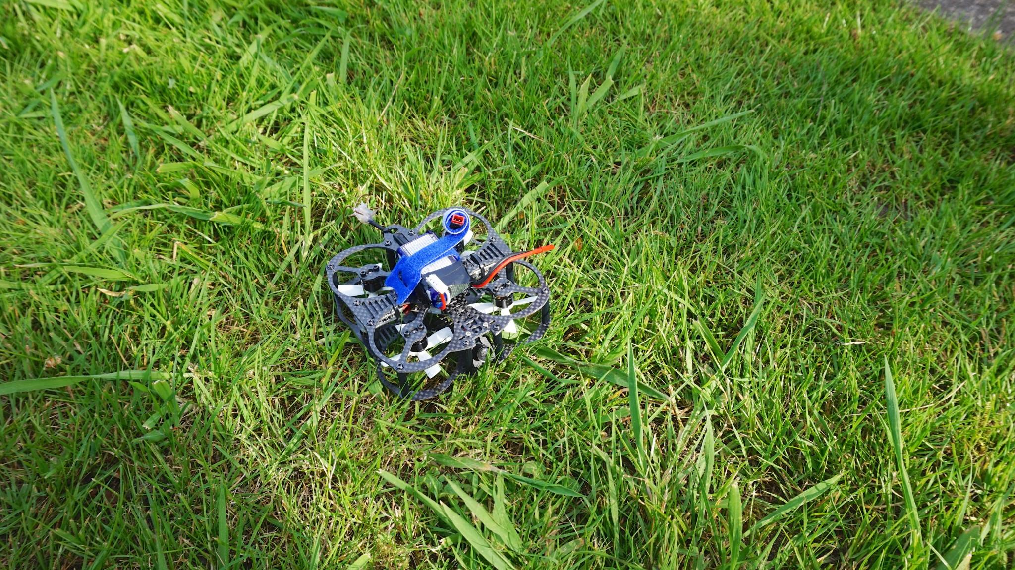 Mini Owl – Smallest Indoor Proximity FPV Racing Drone Frame – Flex RC