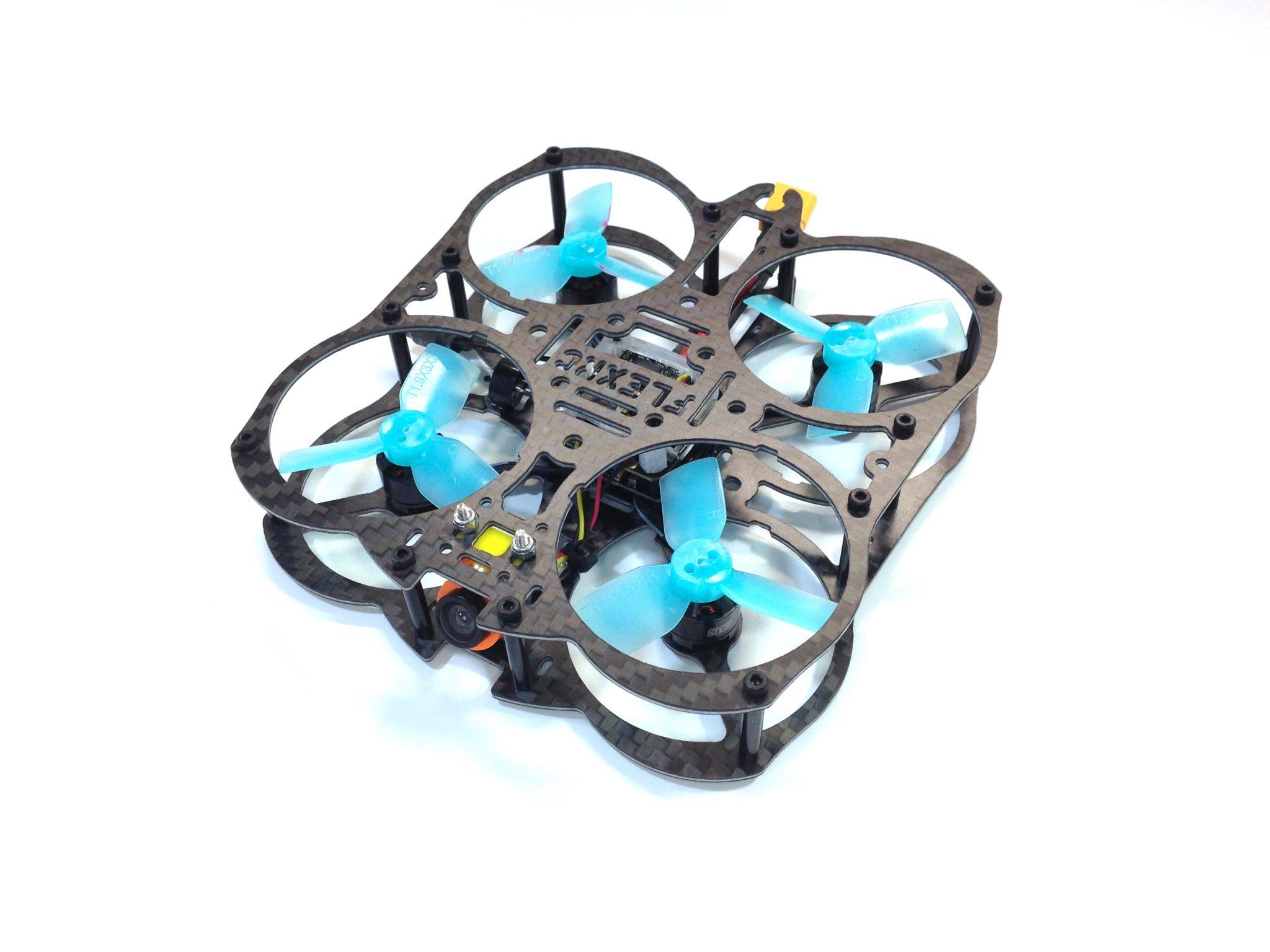 Mini Owl – Extreme – FPV Proximity Racing Drone – DIY Kit – Flex RC