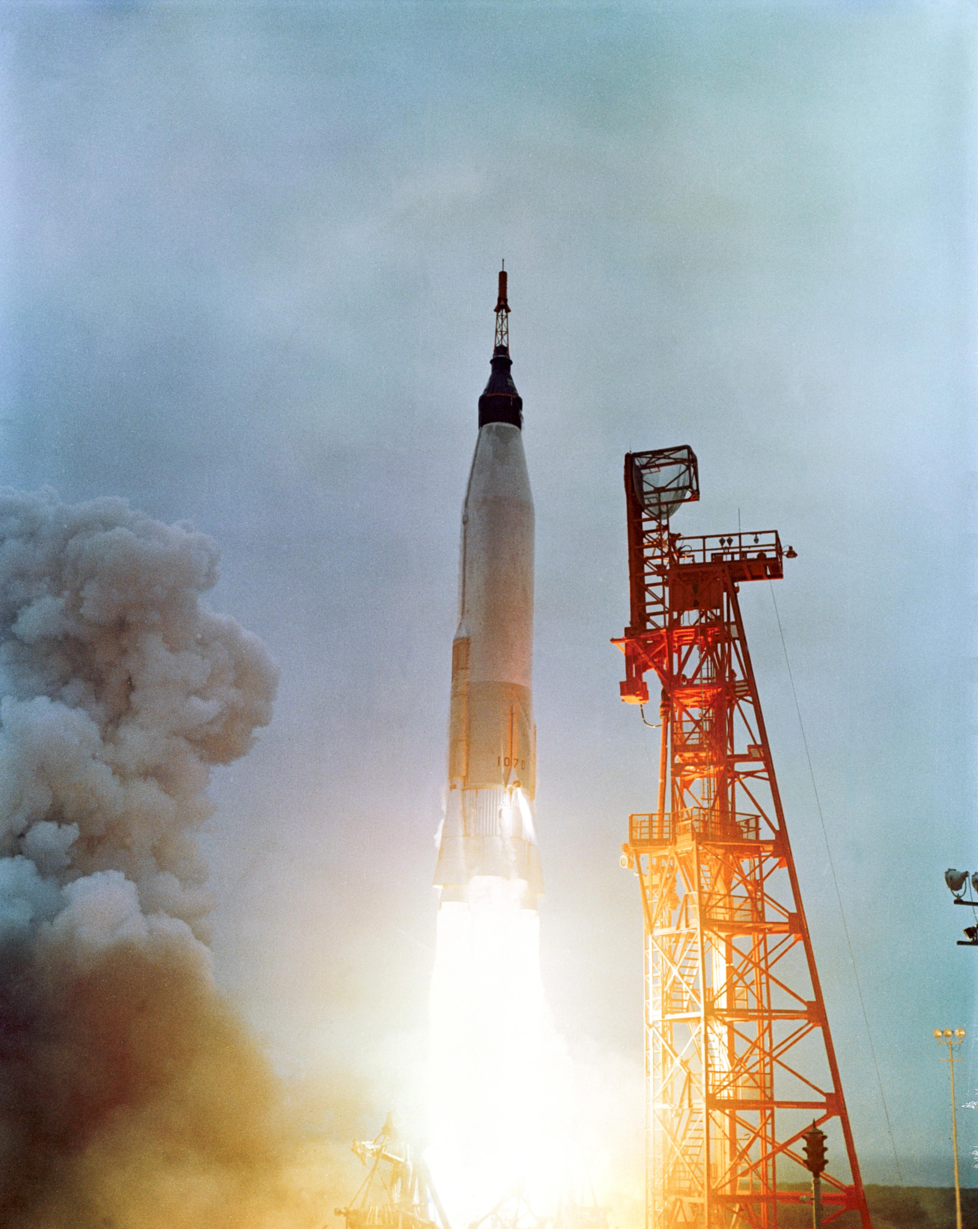 Launch of Aurora 7 | NASA