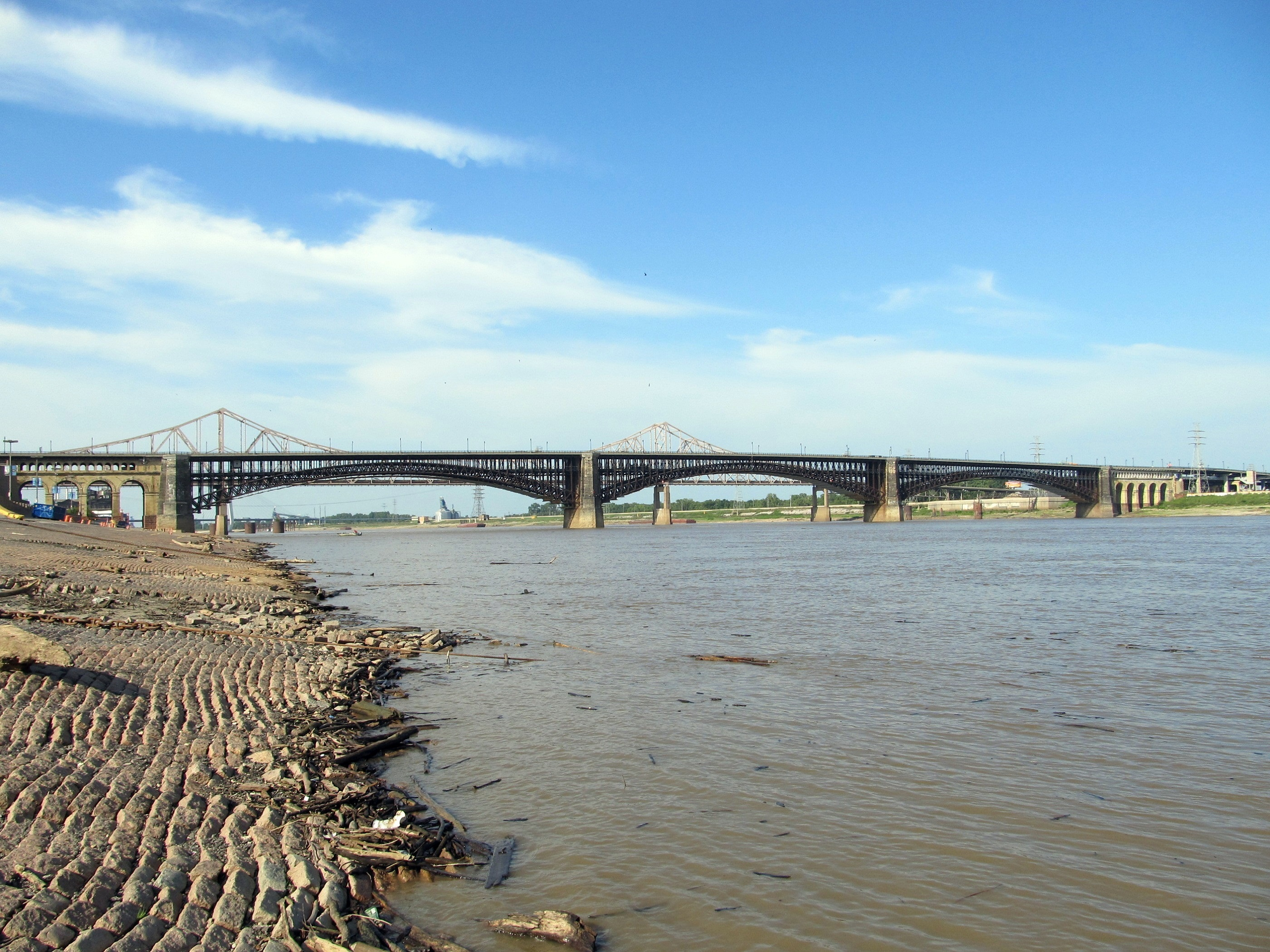 Mississippi river photo