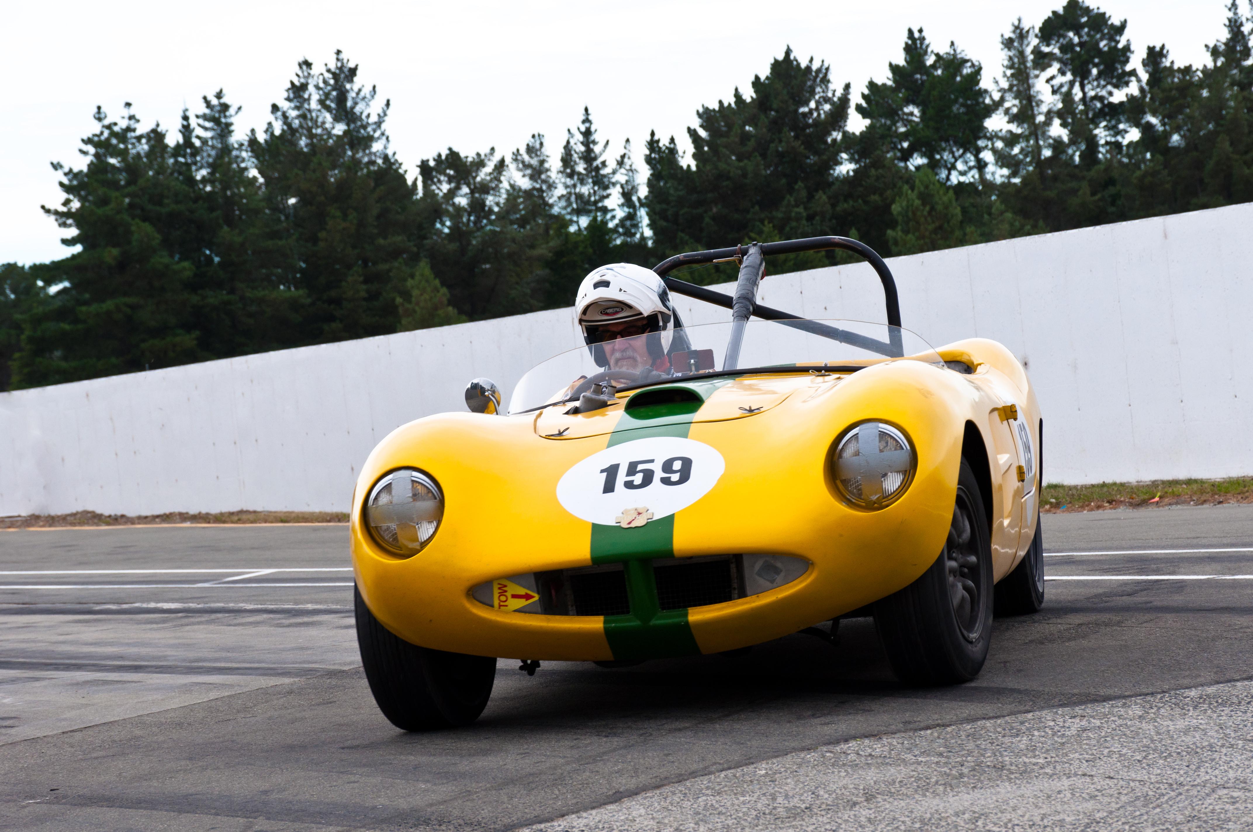 Mistral Special 1959, 1959, Auto, Car, Christchurch, HQ Photo