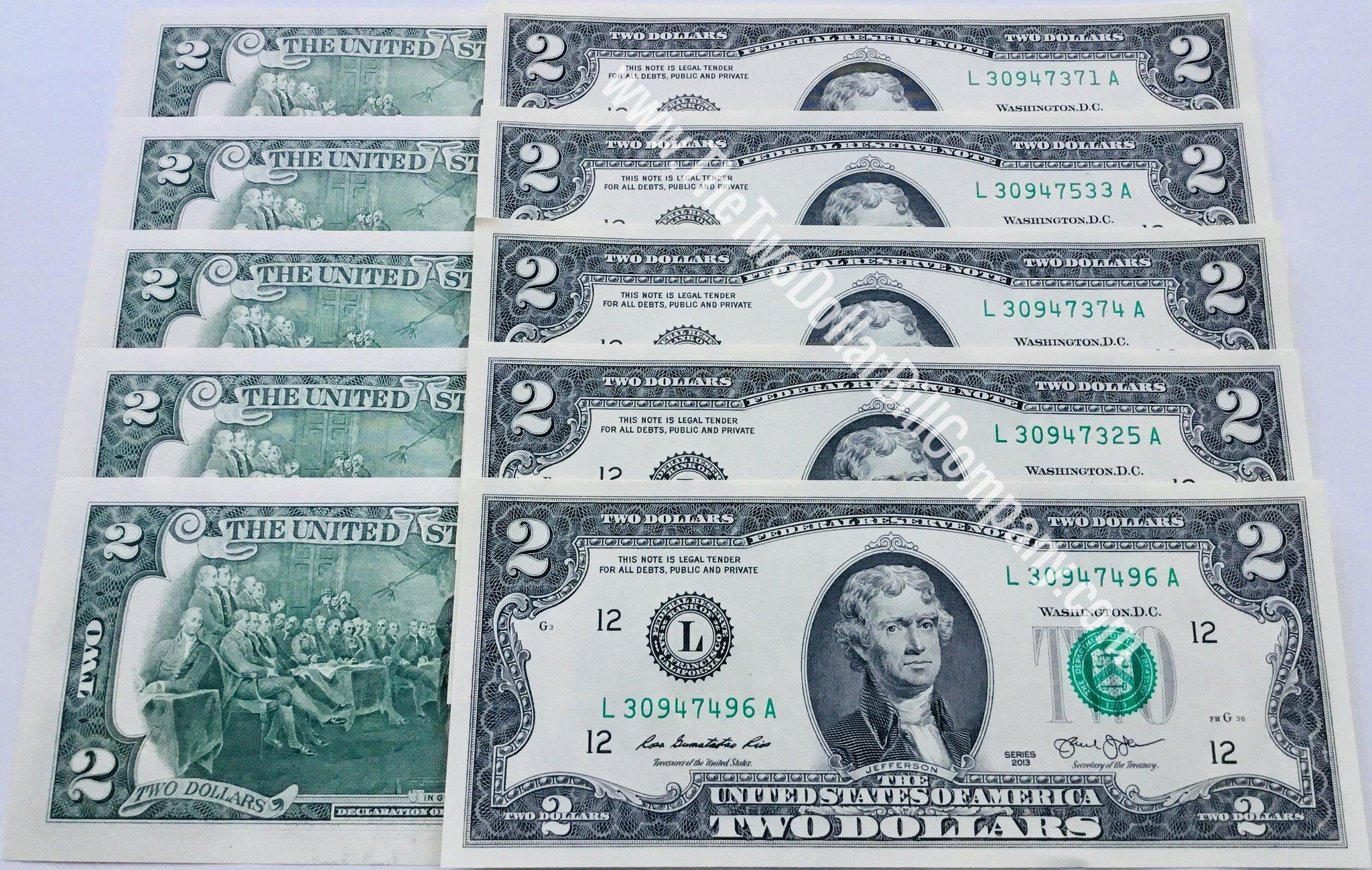 The Two Dollar Bill Company – TheTwoDollarBillCompany.com