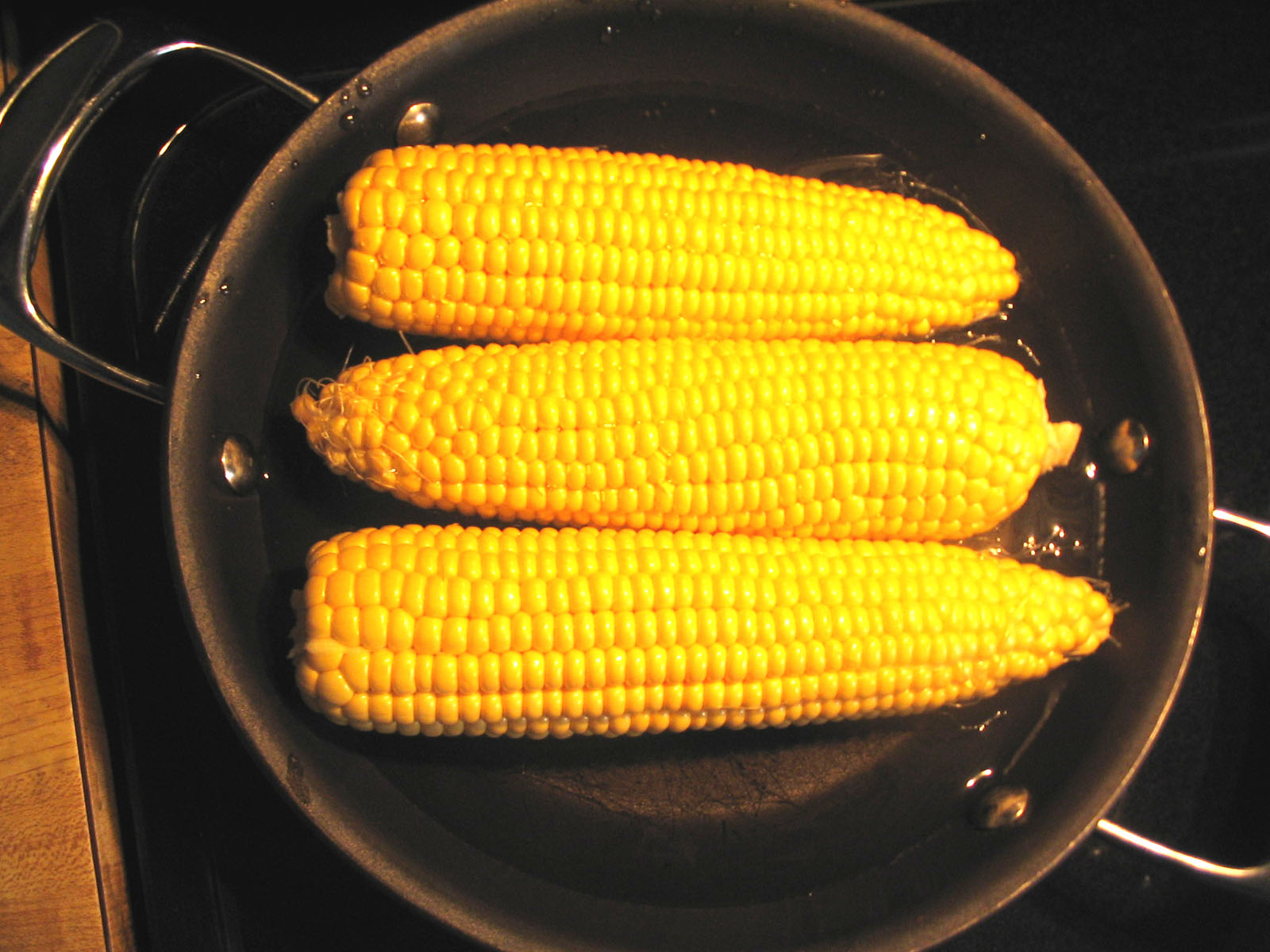 Mmm.....corn!, Beans, Bspo06, Cook, Corn, HQ Photo