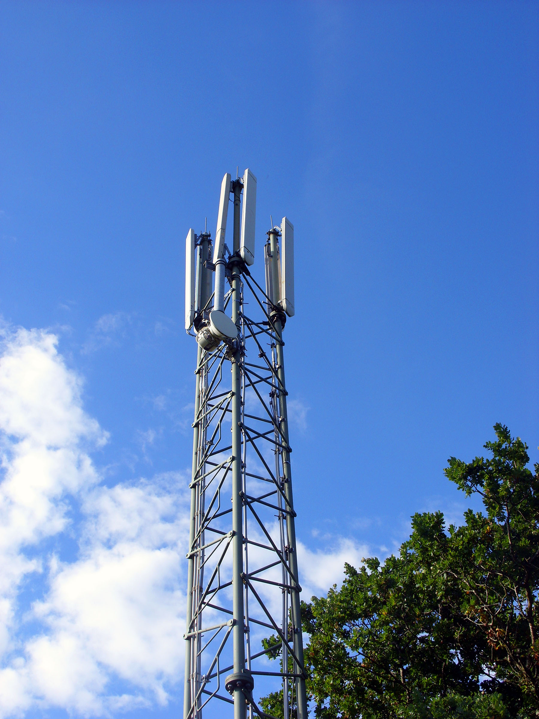 Mobile phone mast, Cell, Cellular, Communications, Elements, HQ Photo
