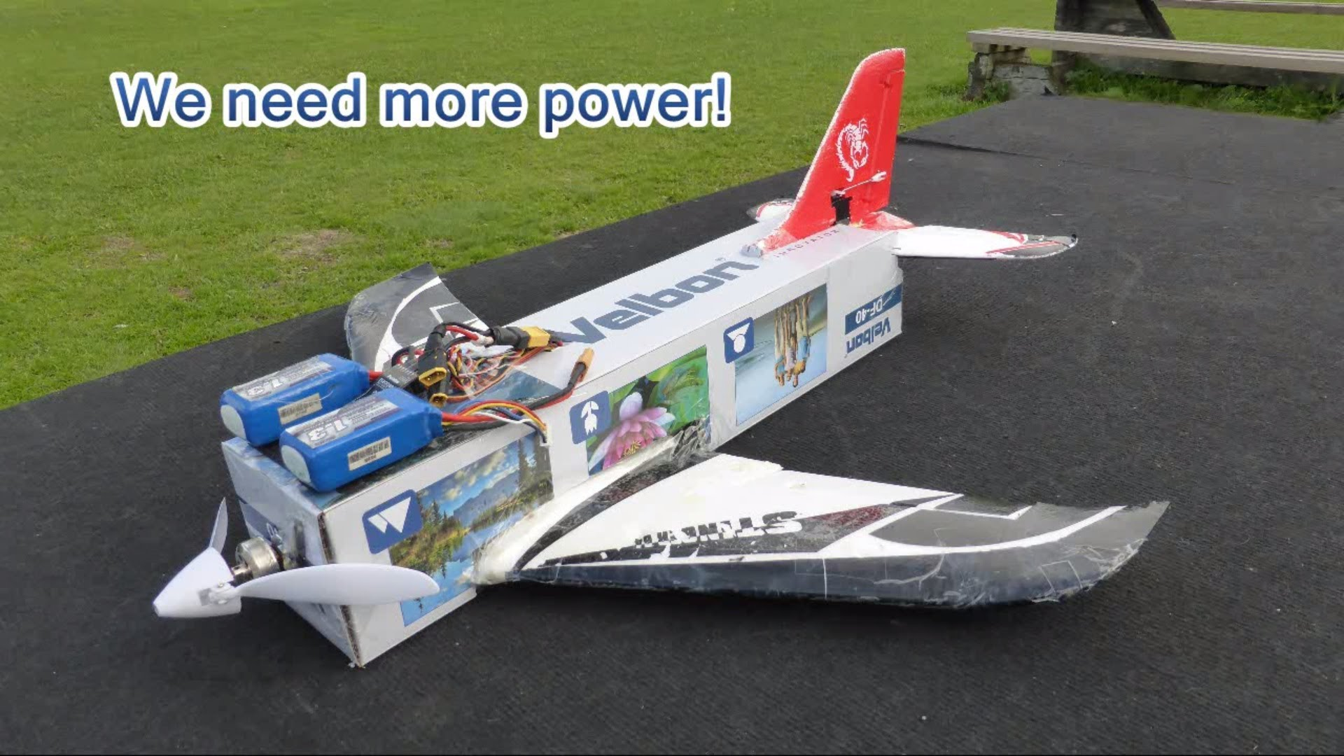 Free photo: Model RC Plane - Tac, Tanjungpinang, Remote - Free
