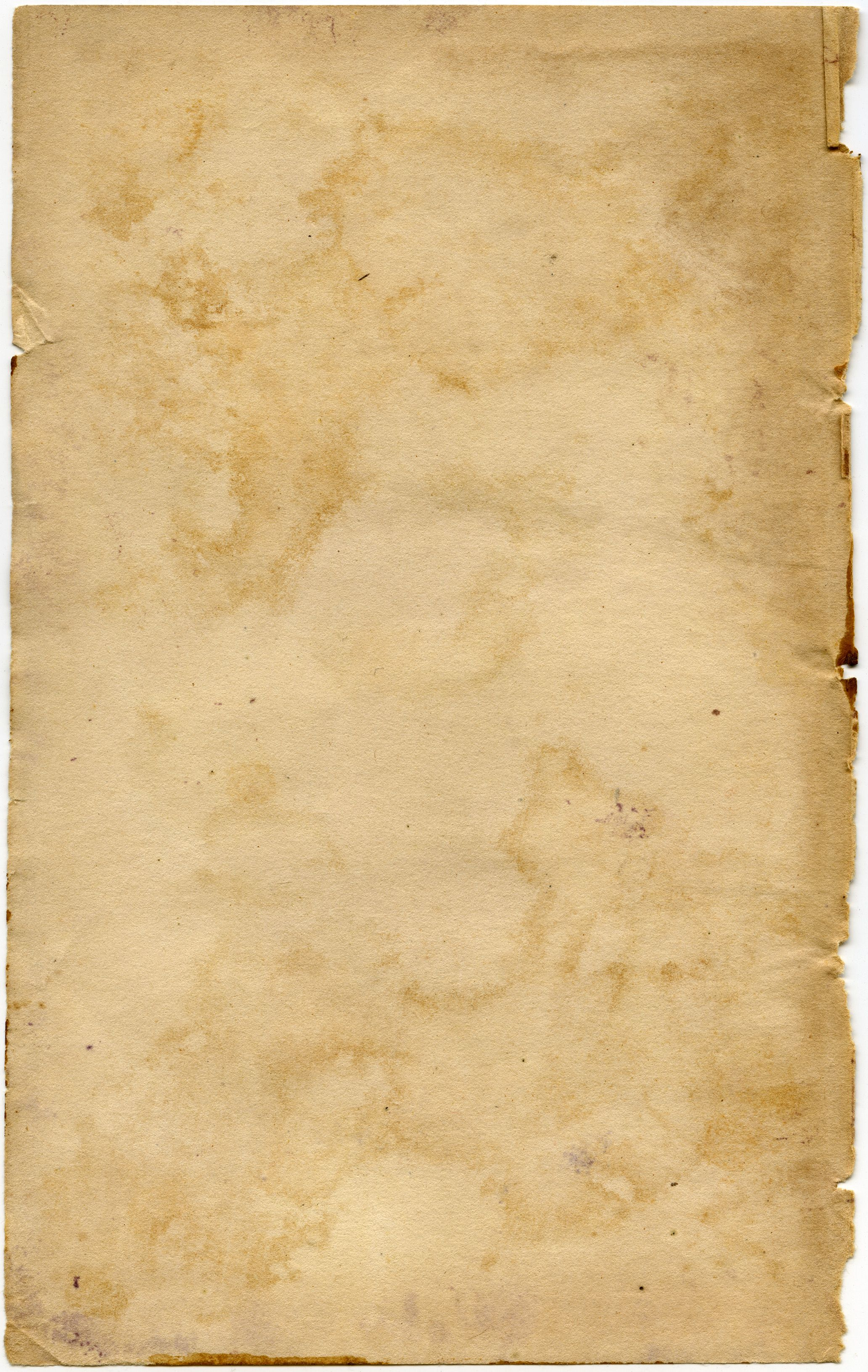 Modern aged paper photo