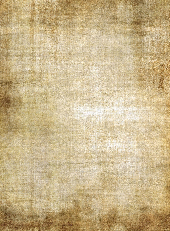 Old parchment paper photo