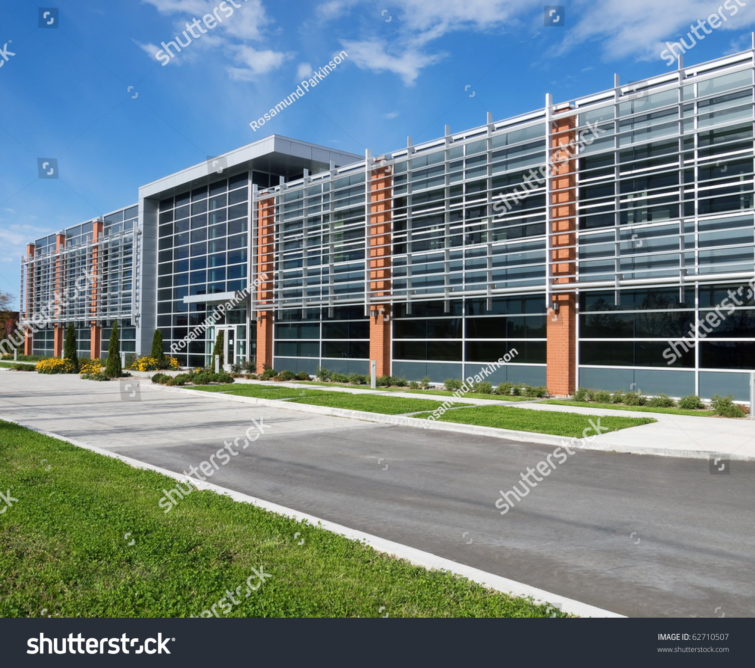 Royalty-free Modern building facade #62710507 Stock Photo | Avopix.com