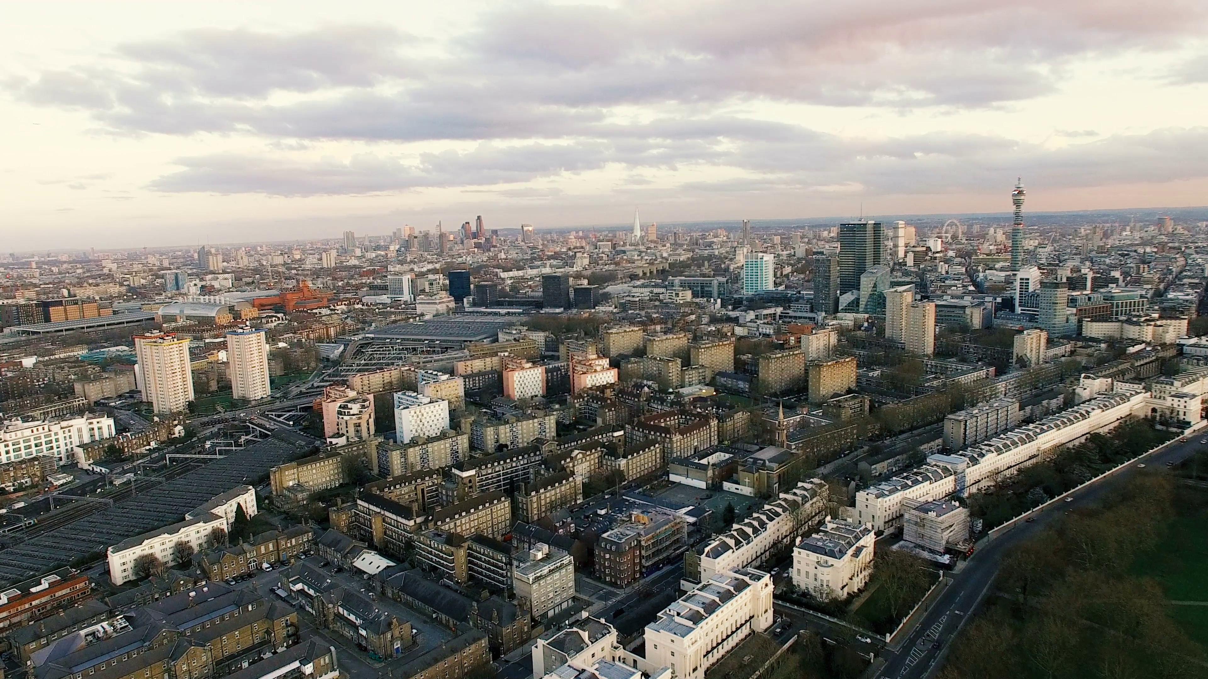Modern london photo