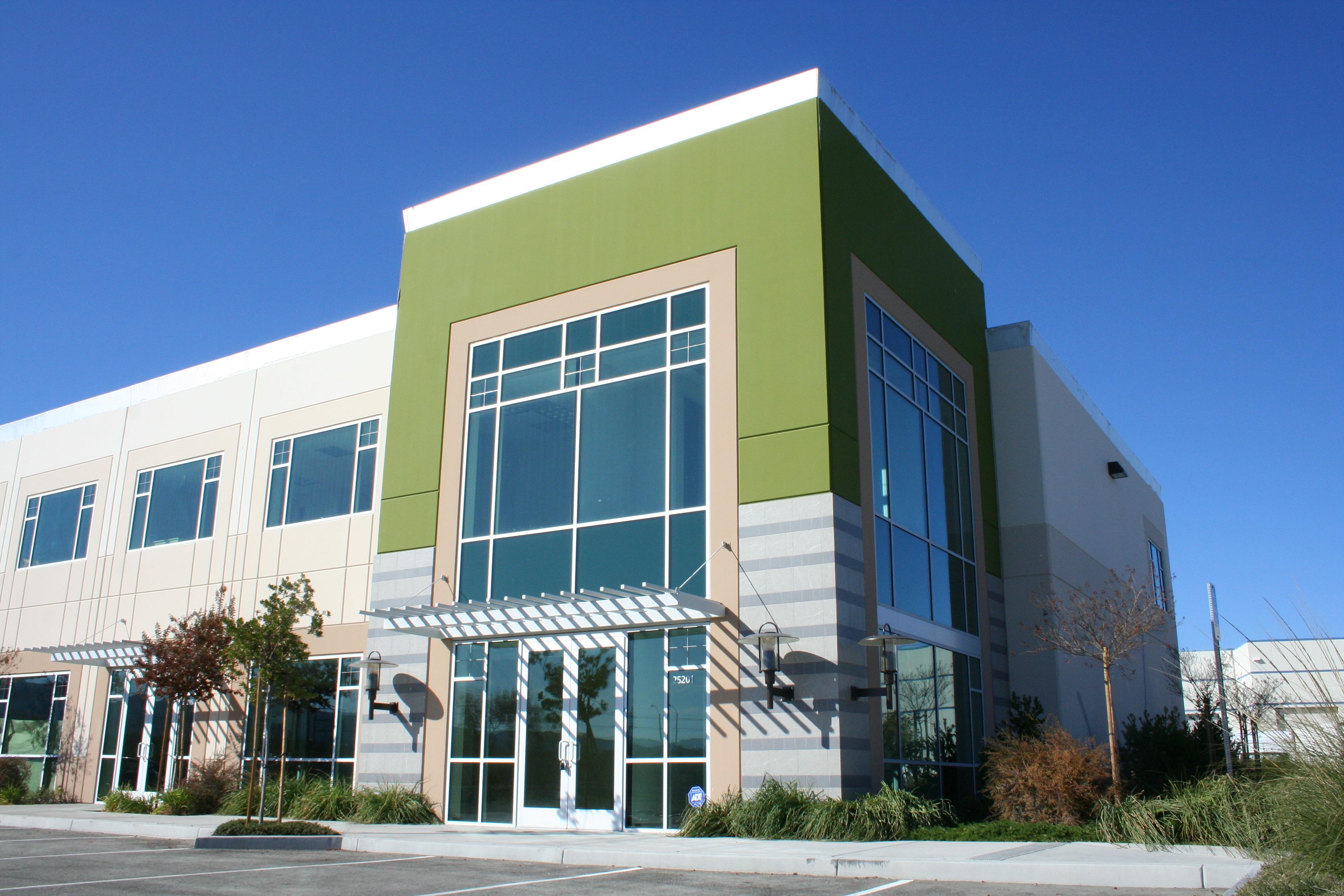 modern-office-building-modern-office-building-modern-office-building ...