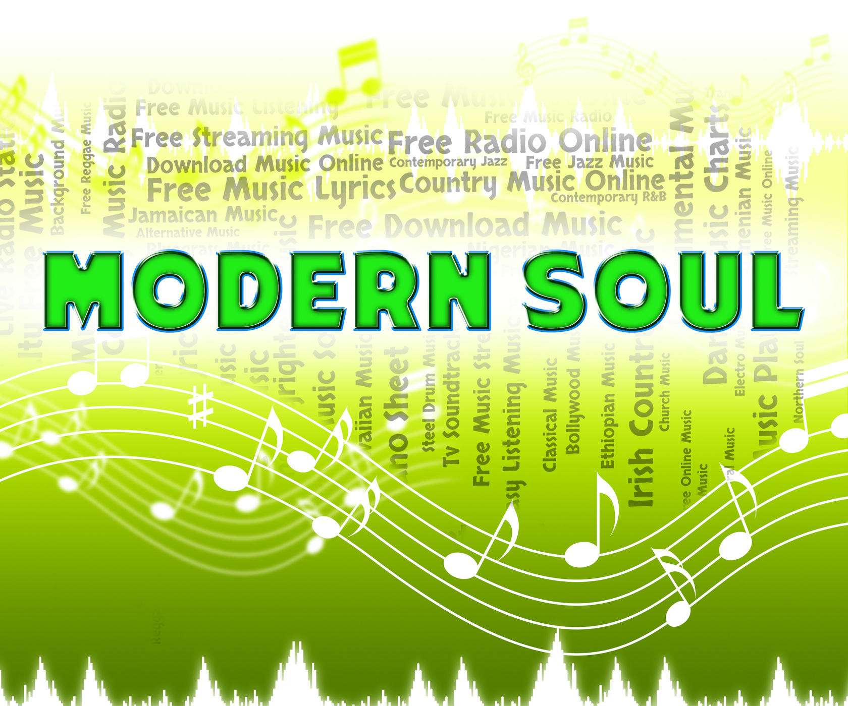 Modern Soul Shows In Style And Fresh, Acoustic, Newest, Soundtrack, Sound, HQ Photo