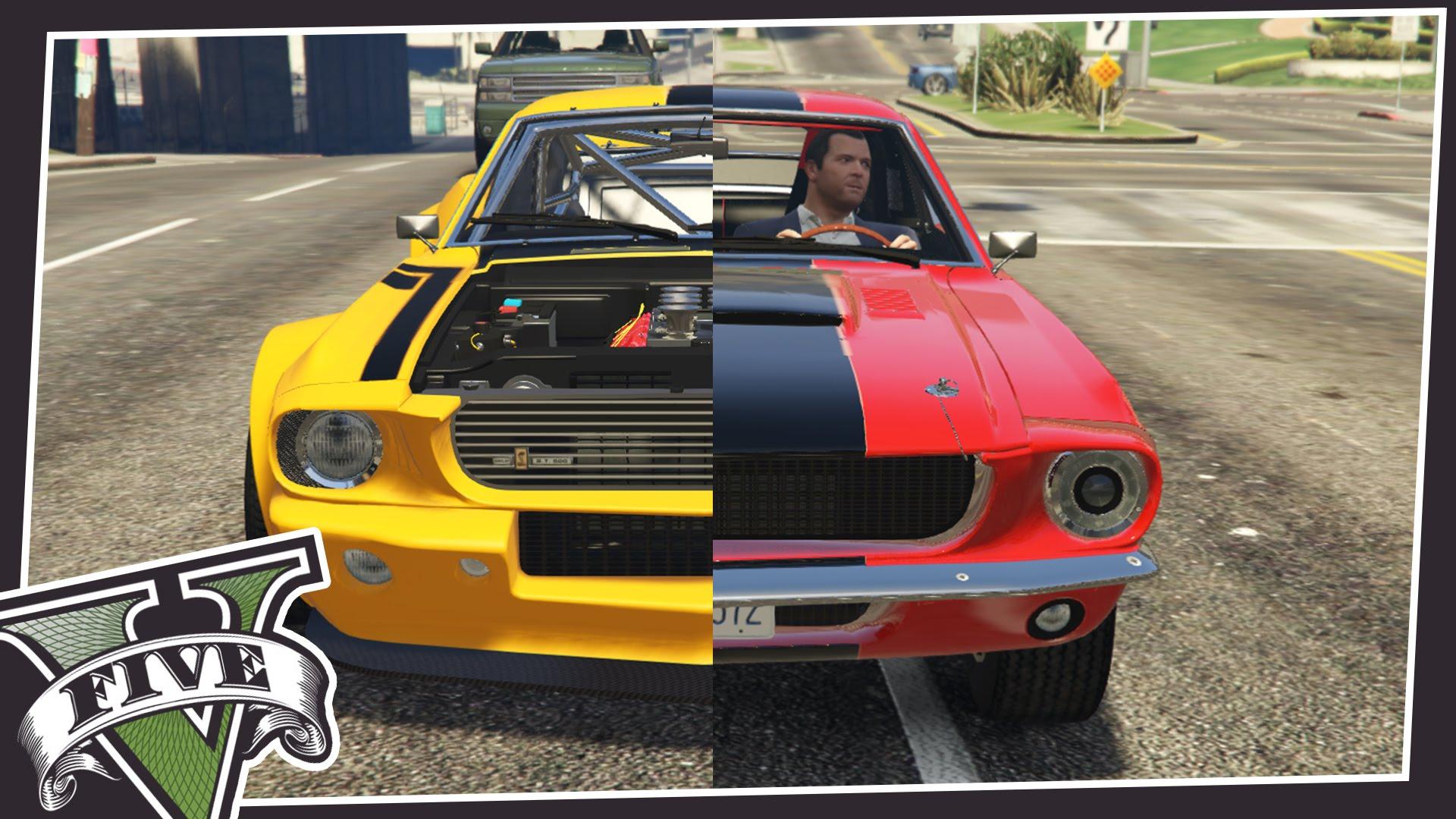 BEST MODIFIED CAR MOD IN GTA 5! - YouTube