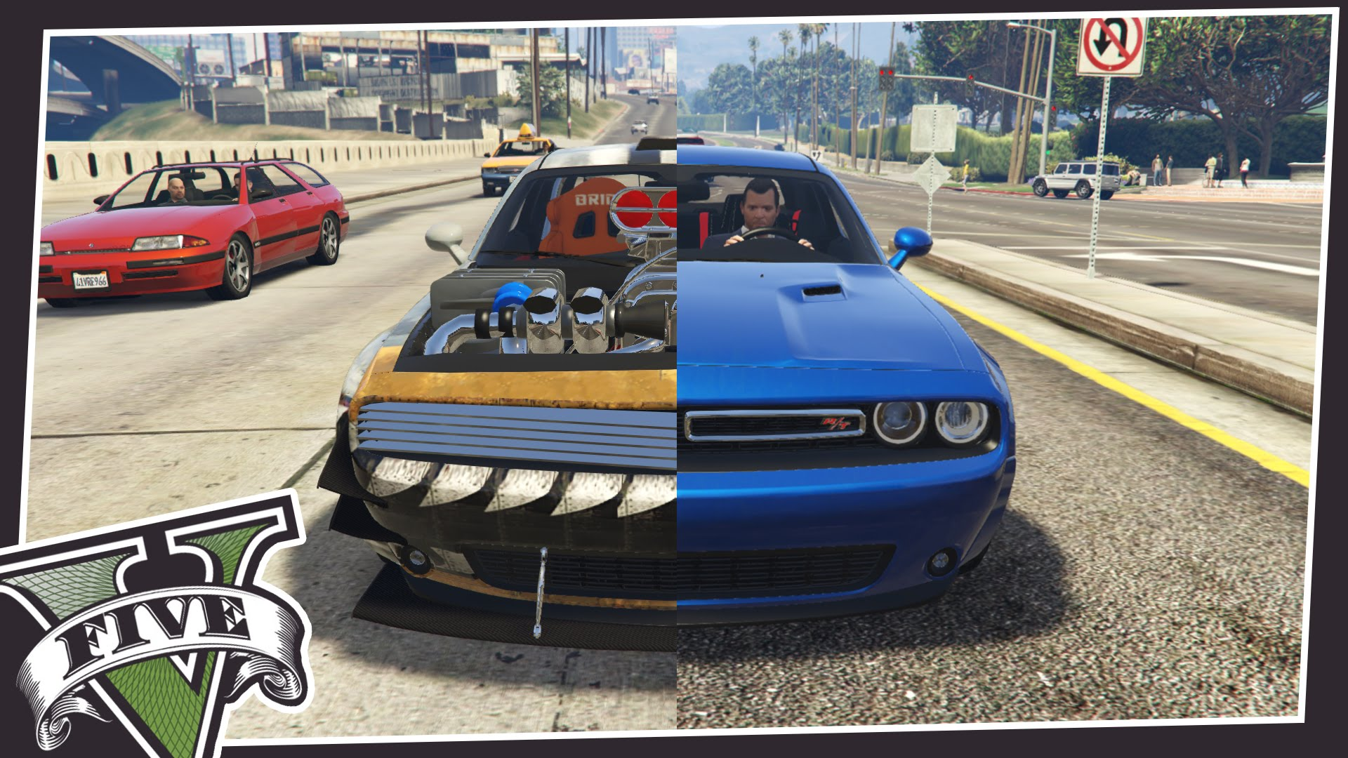 THE NEW BEST MODIFIED CAR MOD IN GTA 5?! - YouTube