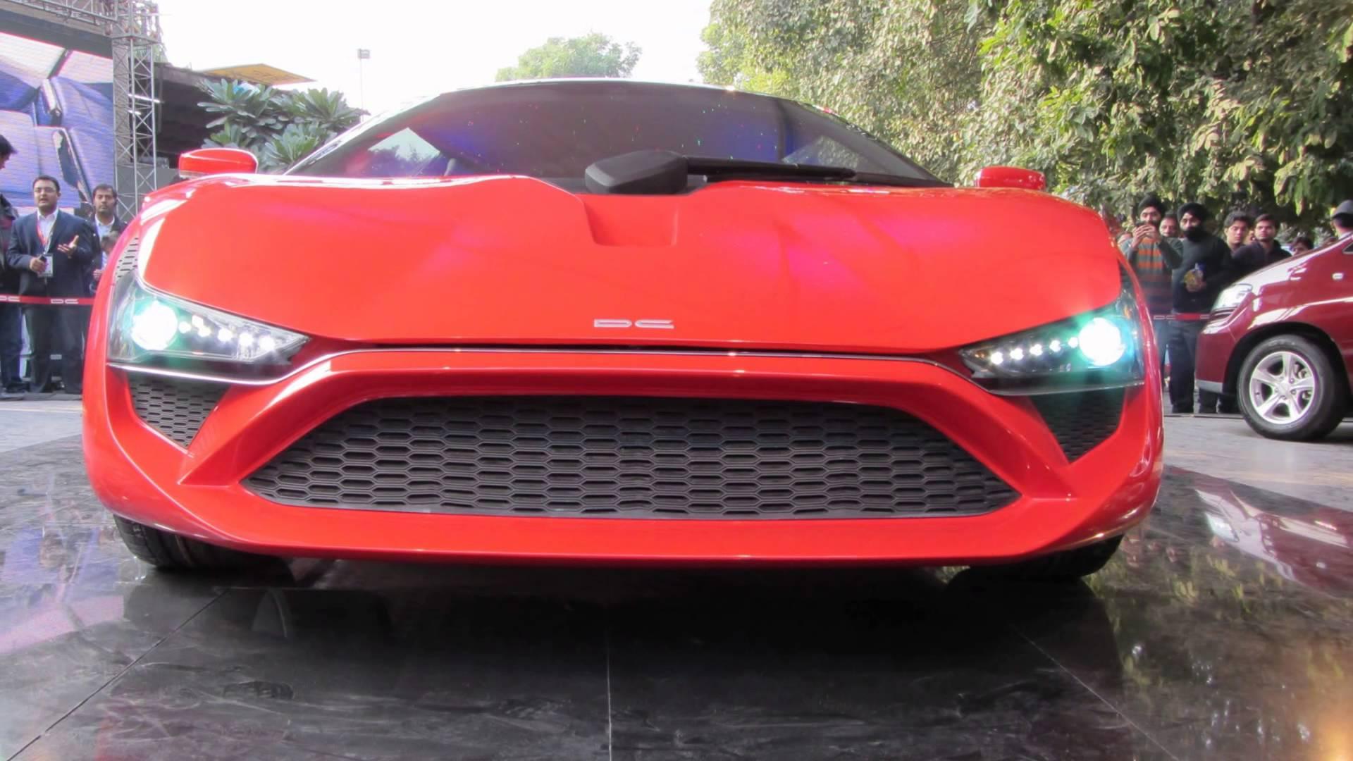 DC Modified Cars at Delhi Auto Expo 2012   Innova   Fortuner   Thar ...