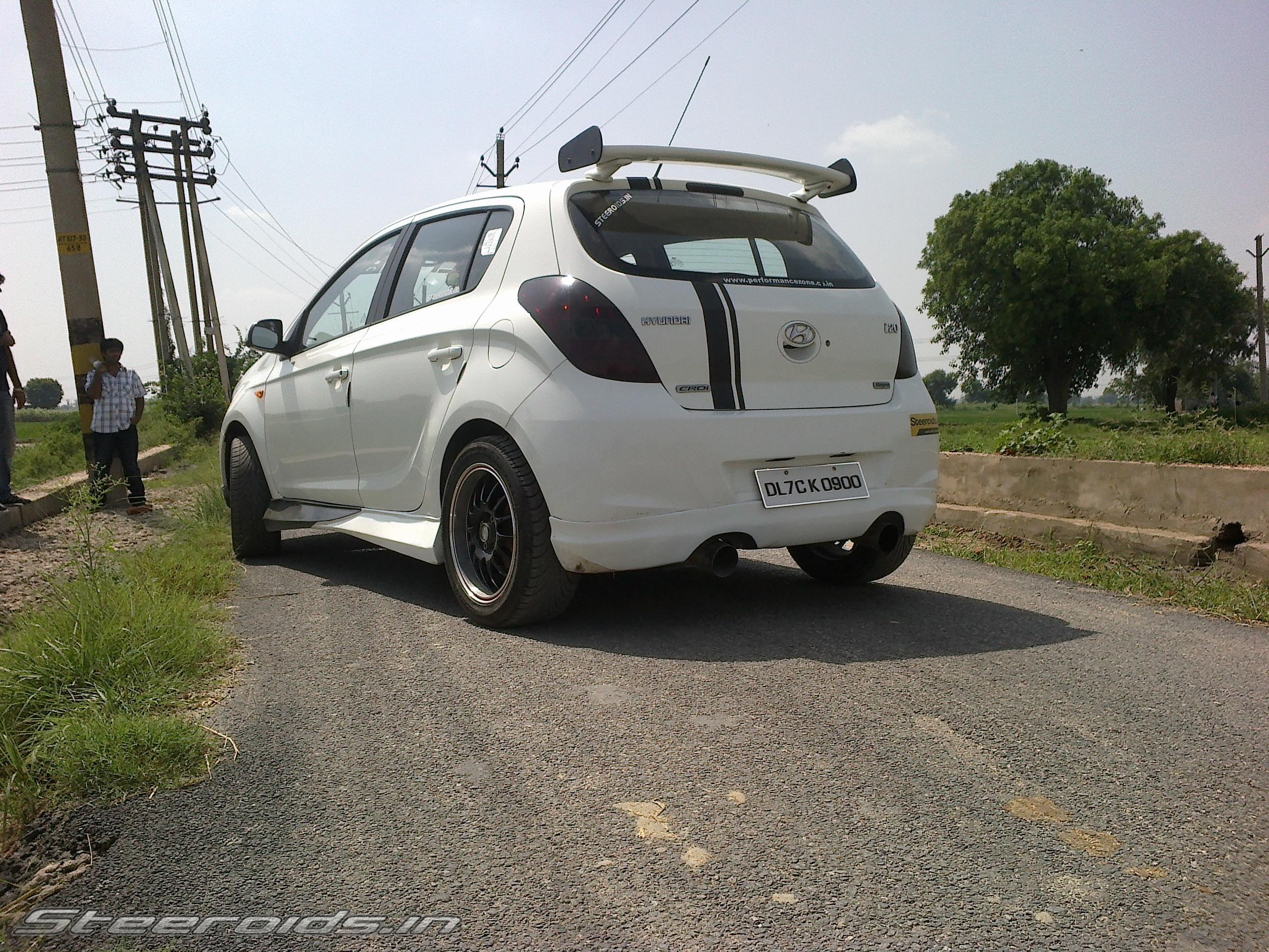 Hyundai I20   Modified Cars in India   Pinterest   Modified cars and ...