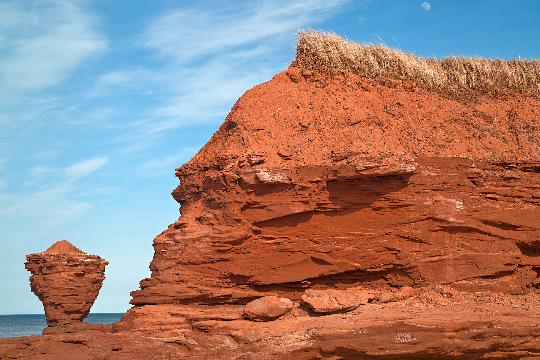 Mohawk Teapot Rock - HDR, Outdoors, Outside, Outdoor, Orange, HQ Photo
