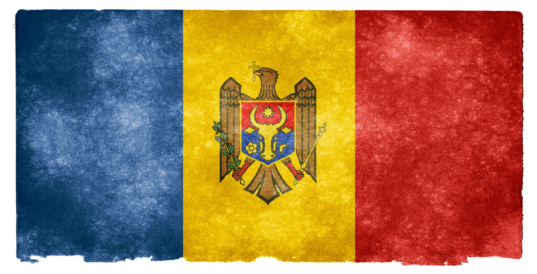Moldova Grunge Flag, Aged, Red, Moldova, Nation, HQ Photo