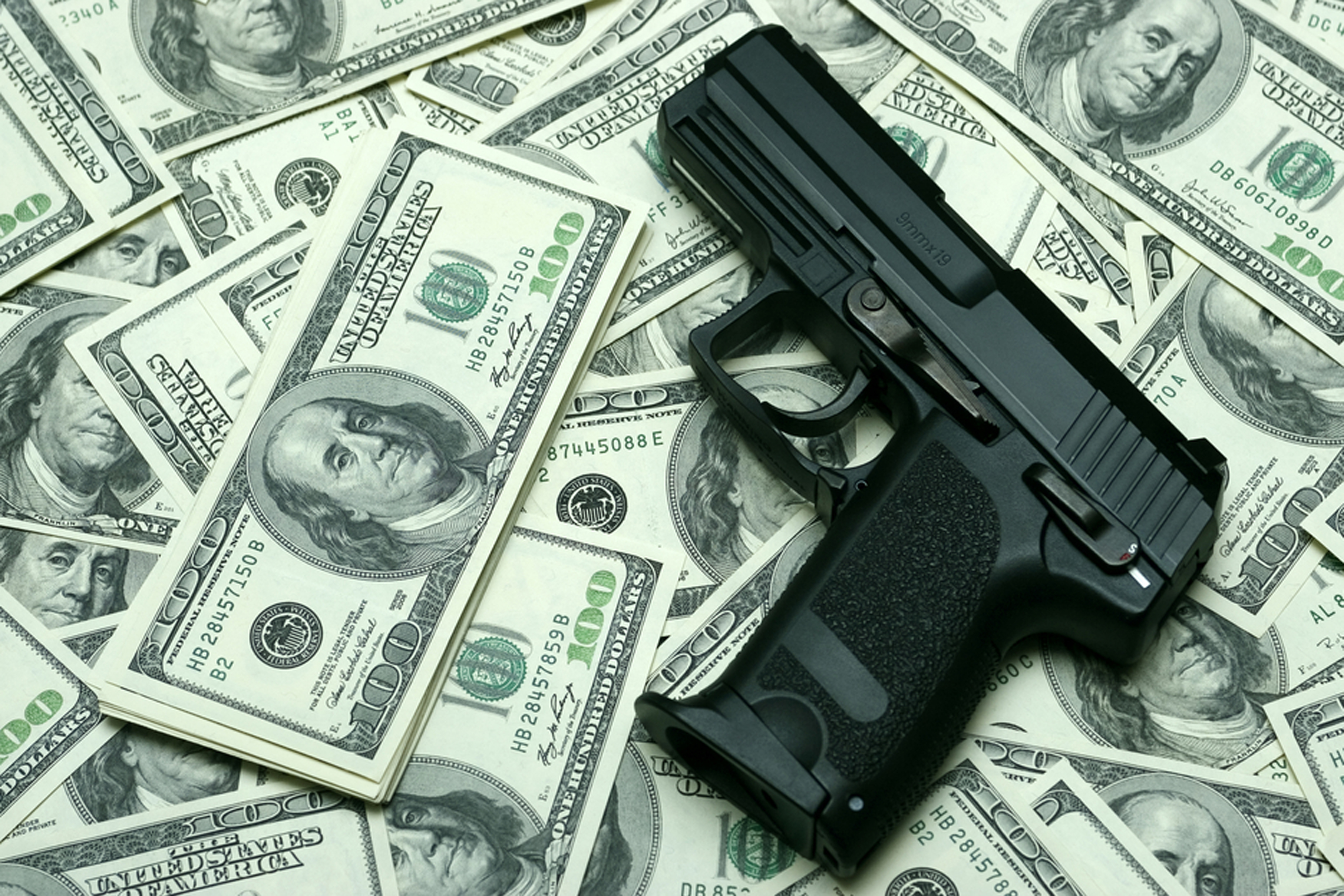 Money and Guns: How We Escape Our Existential Dread